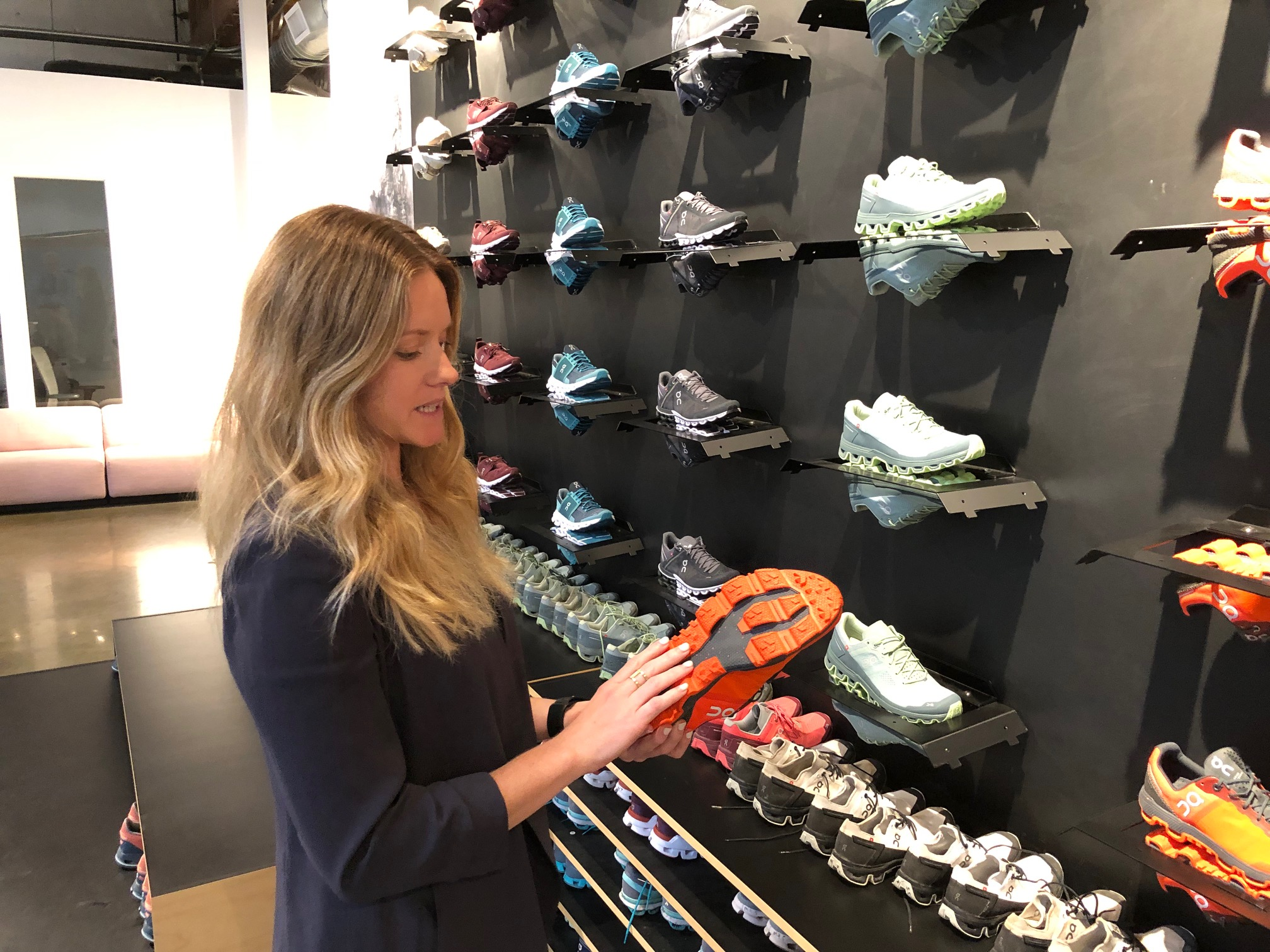 On: The fastest growing sneaker company you've never heard of -  oregonlive.com