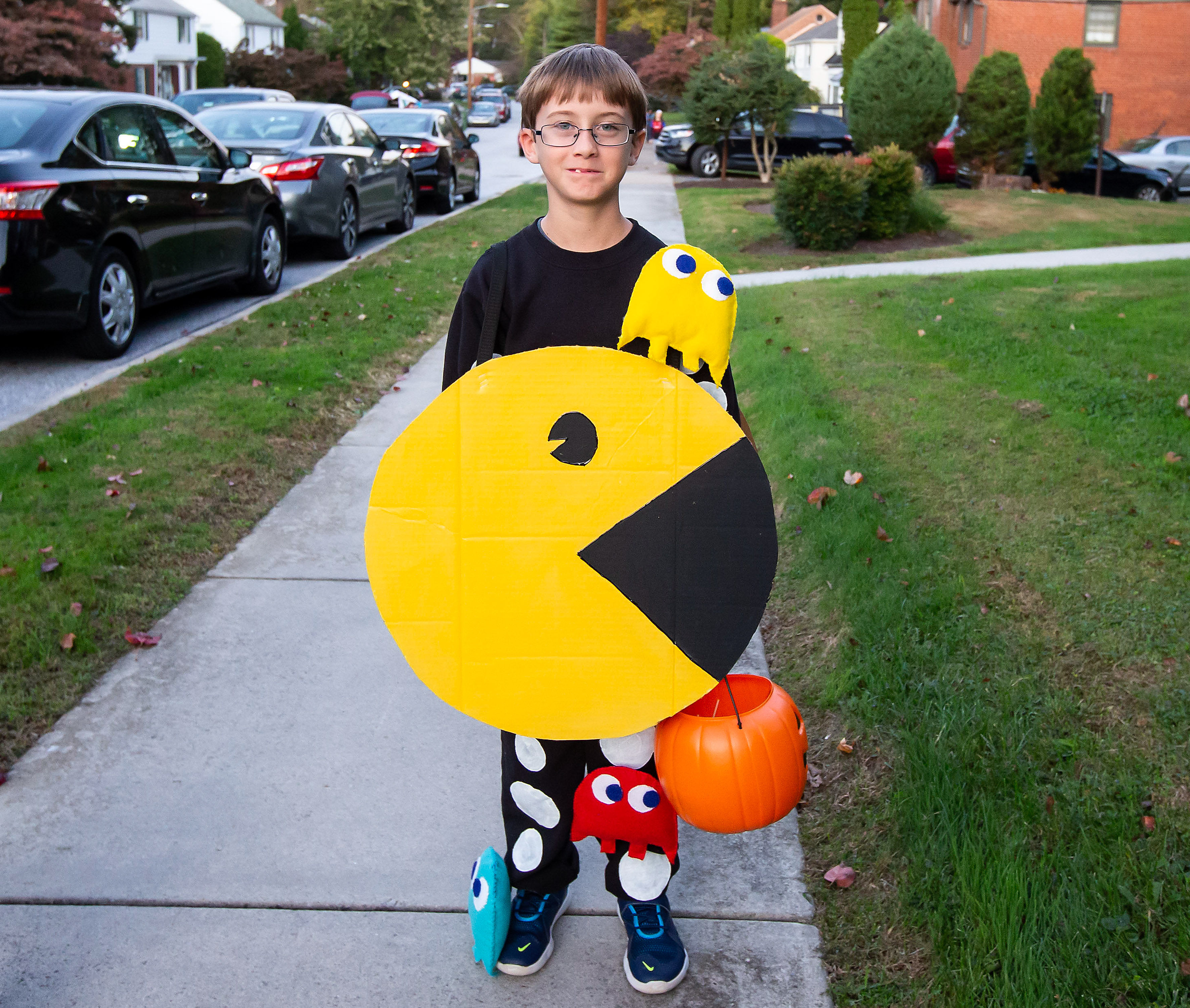 Easy Last Minute Halloween Costumes For Kids And Adults