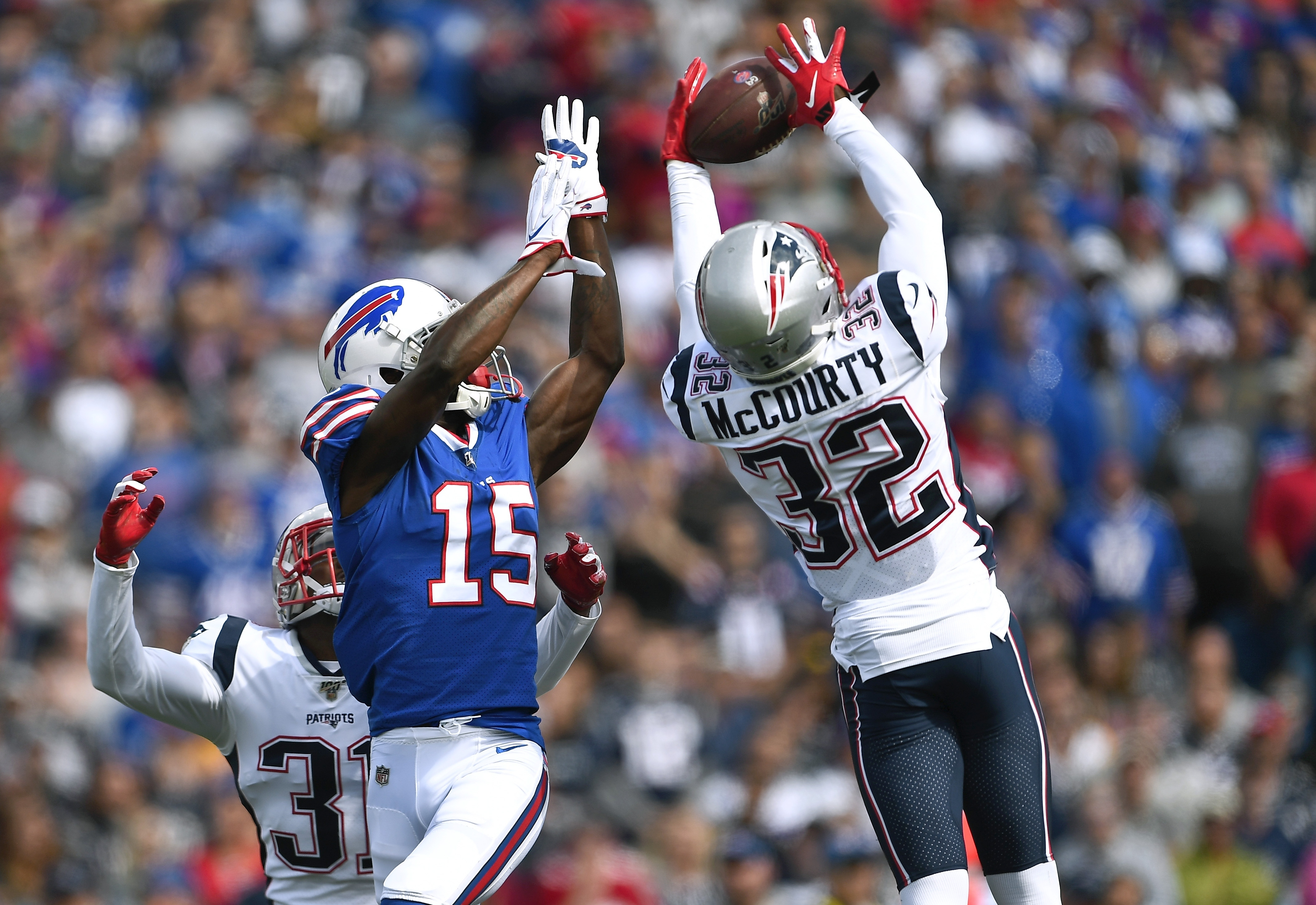 Patriots' Devin McCourty went from contemplating retirement to one of the best stretches of his career - masslive.com