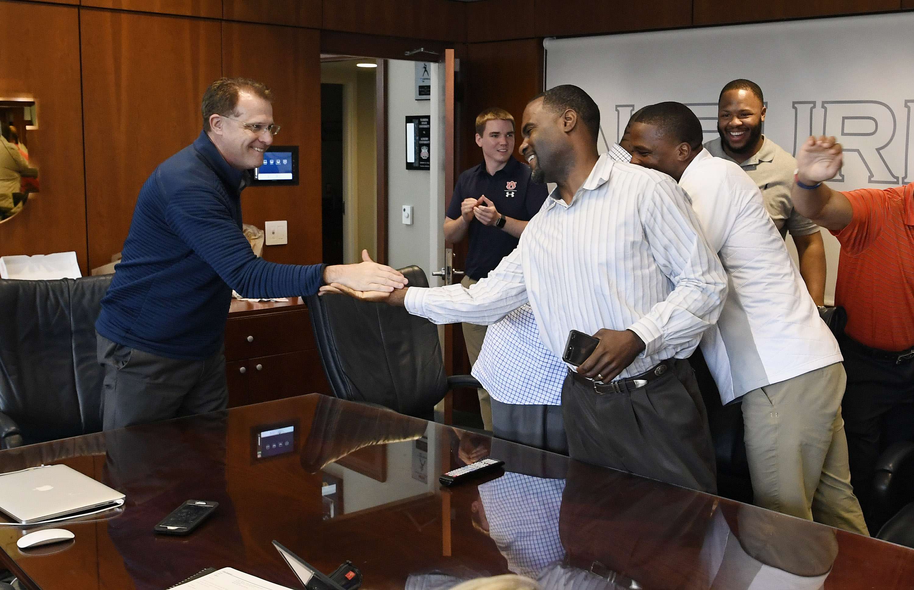 Auburn Assistant Marcus Woodson Leaving For Florida State