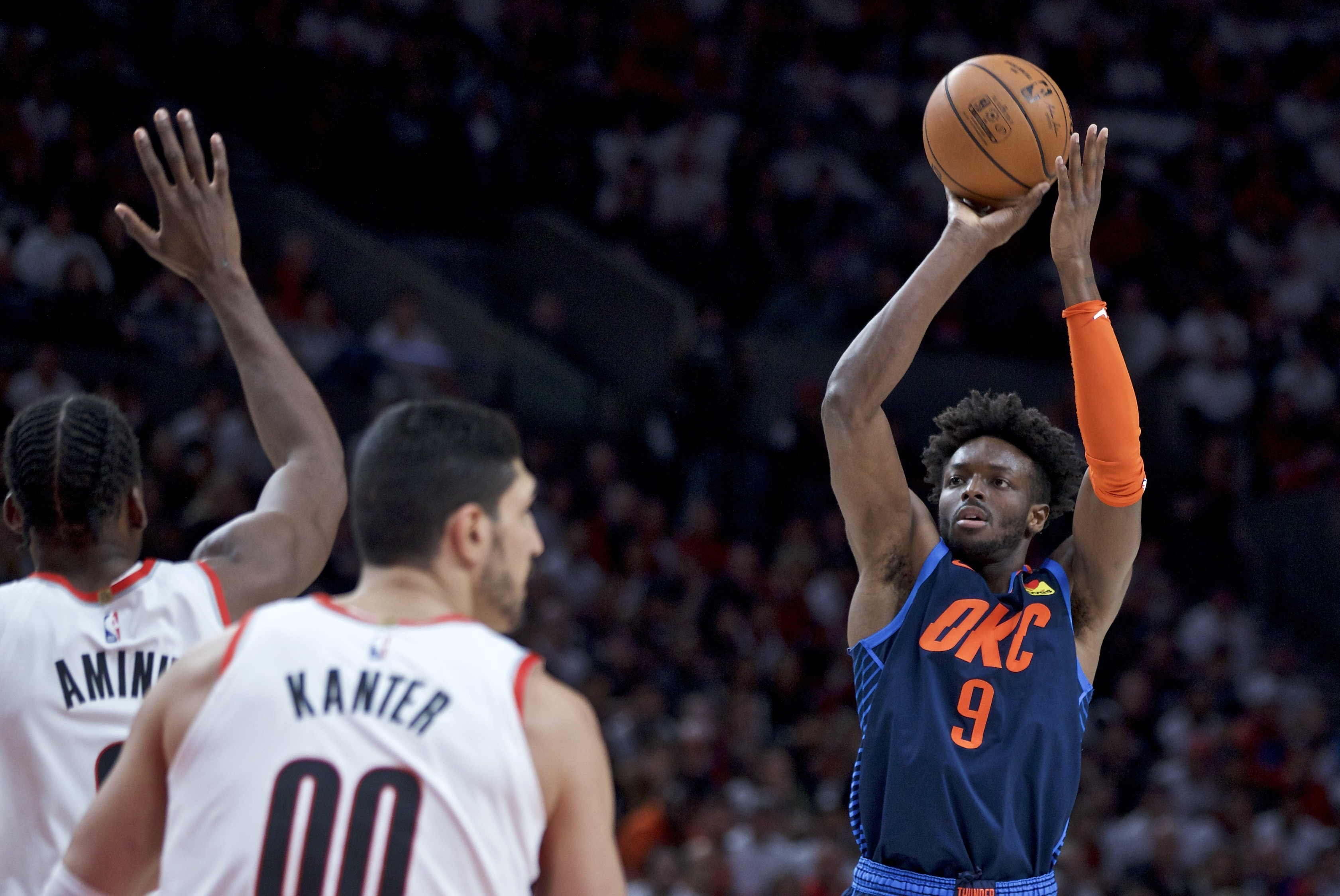 Jerami Grant 'snubbed' for SI's Top NBA 100 players list; Syracuse basketball preview; more