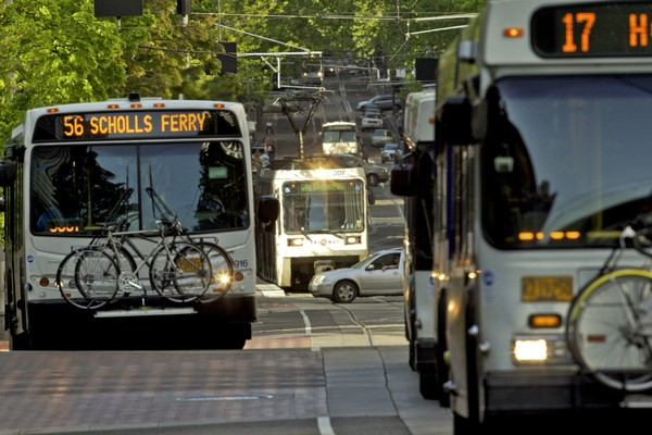 Study: Portland has 10th best public transit system in the nation