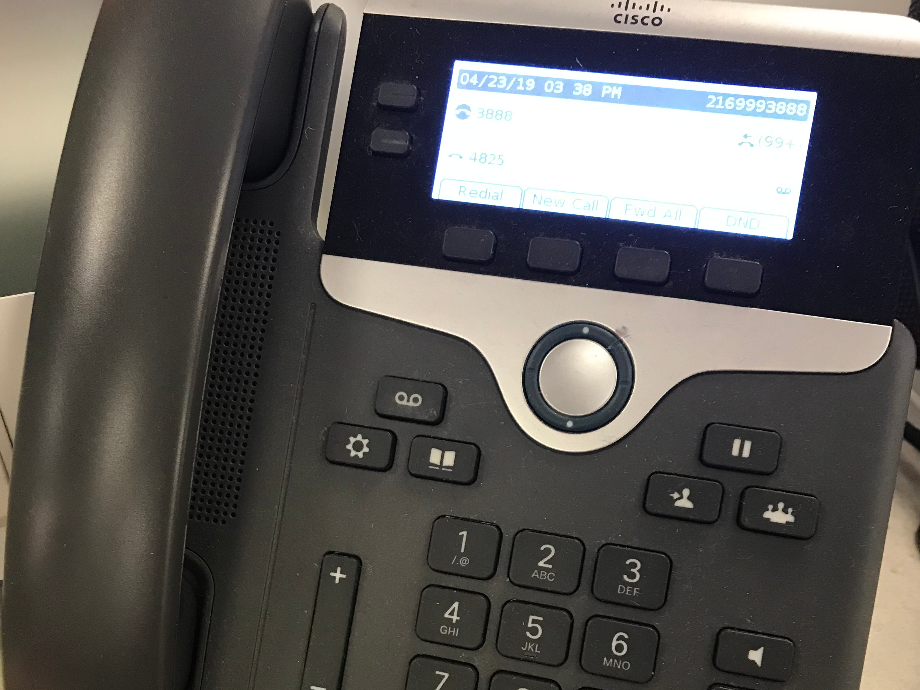 Phones not working at Muskegon County schools on first day back