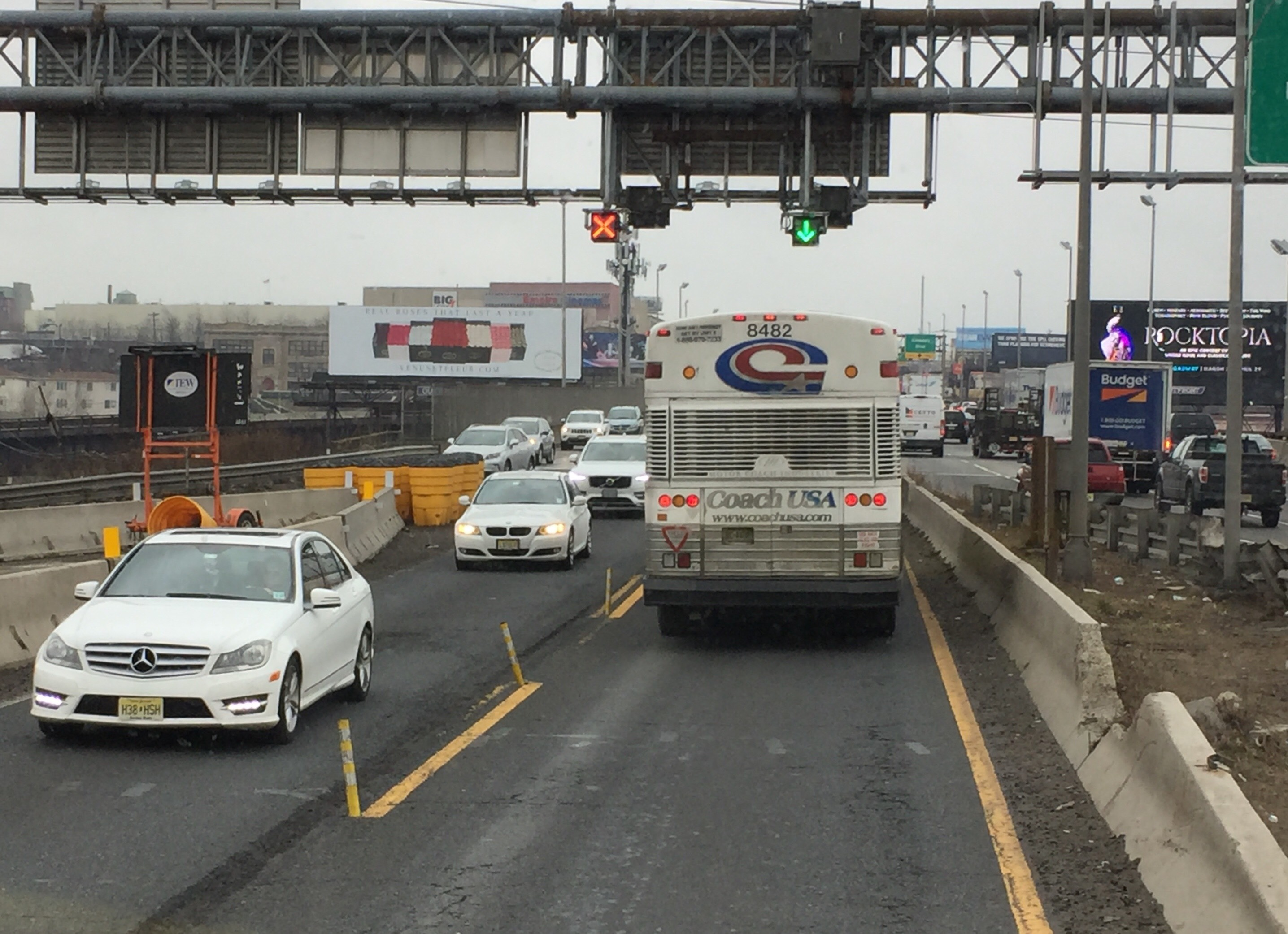 Another Bus Lane Would Ease Traffic To Nyc But There S A High Tech Reason It May Not Happen Nj Com