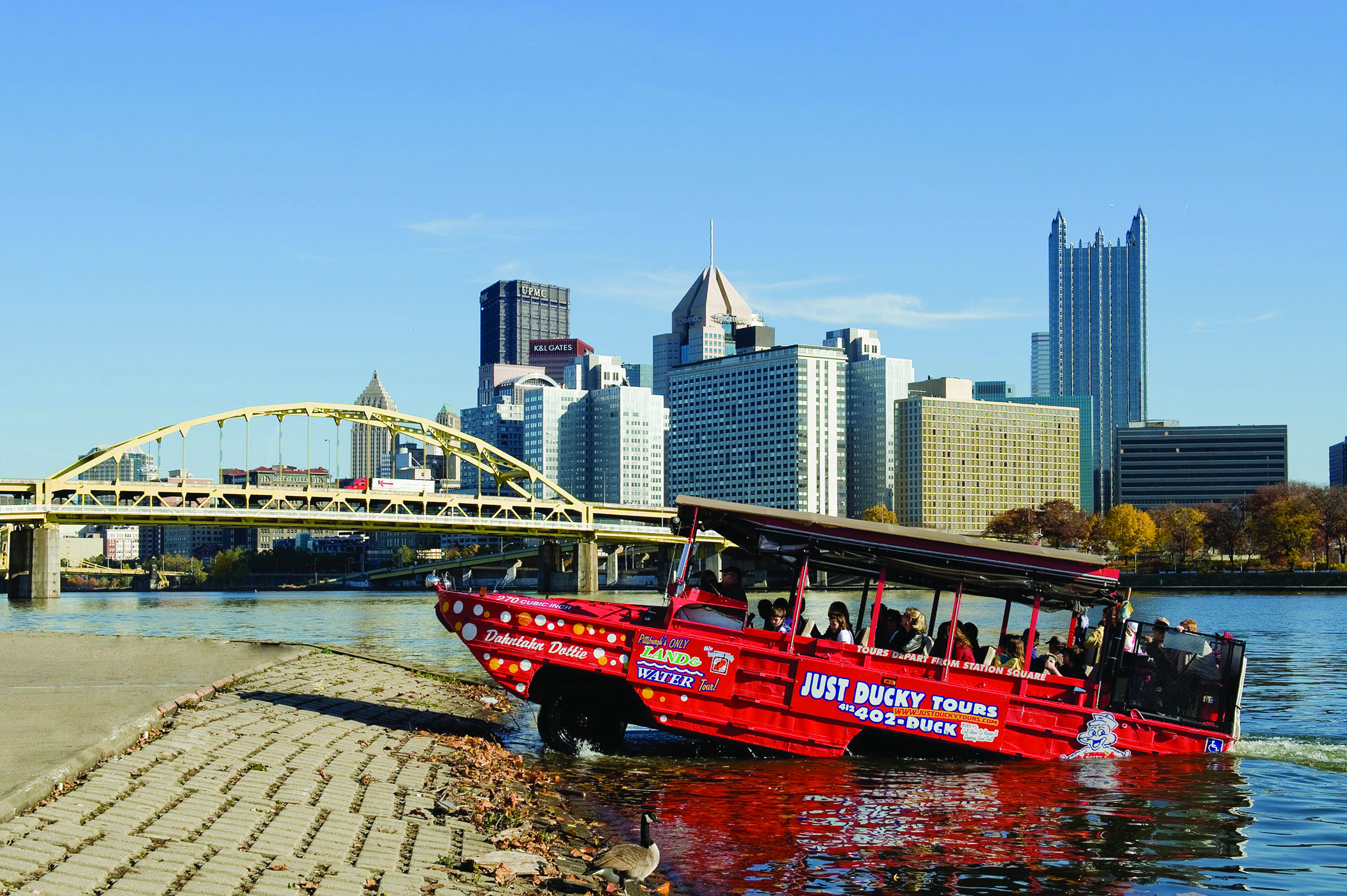 'Just Ducky' river tours pulls plug in Pa. city: Here's why