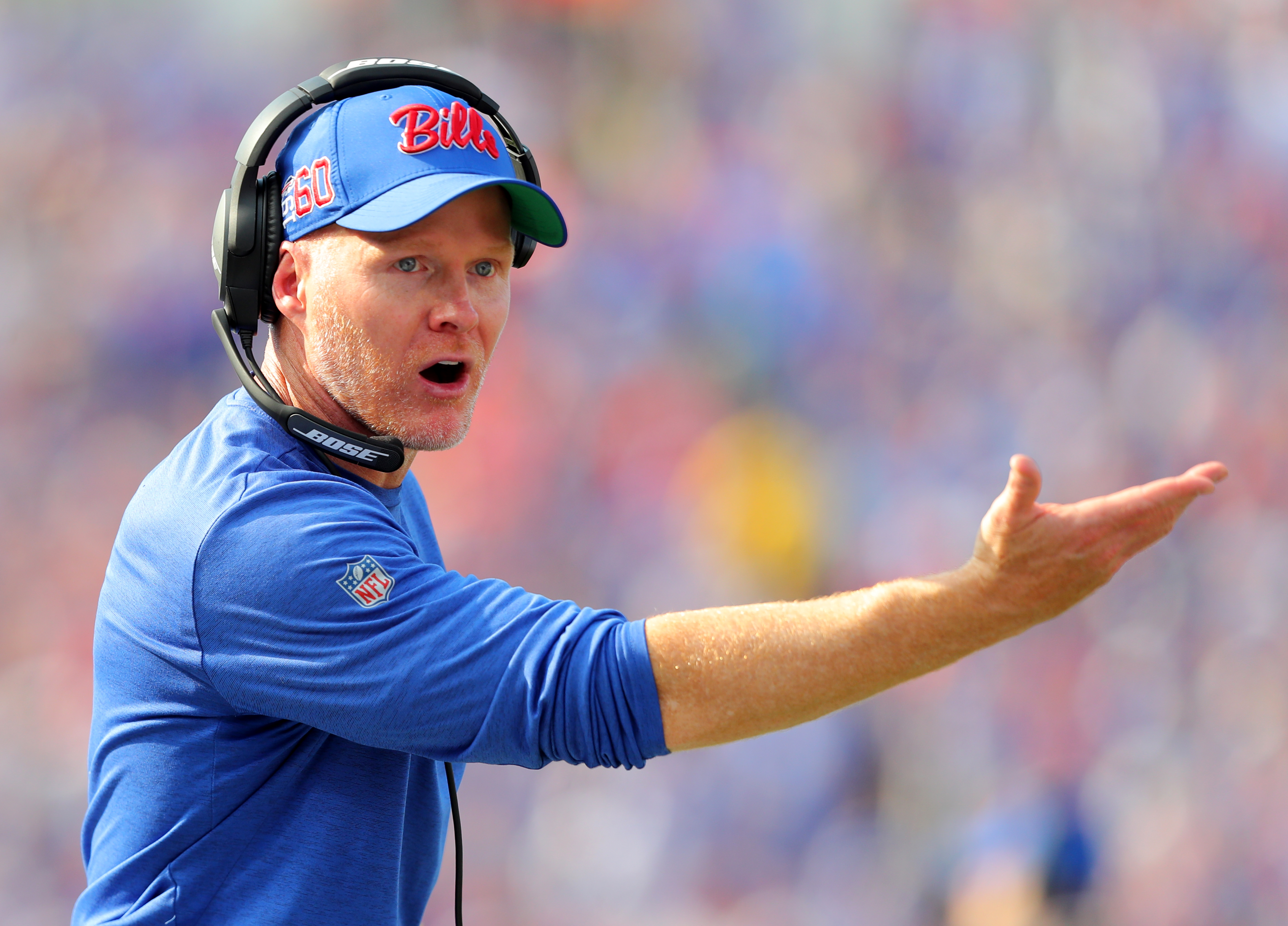 How many votes did Buffalo Bills' Sean McDermott, Tre White receive for respective NFL Honors awards?