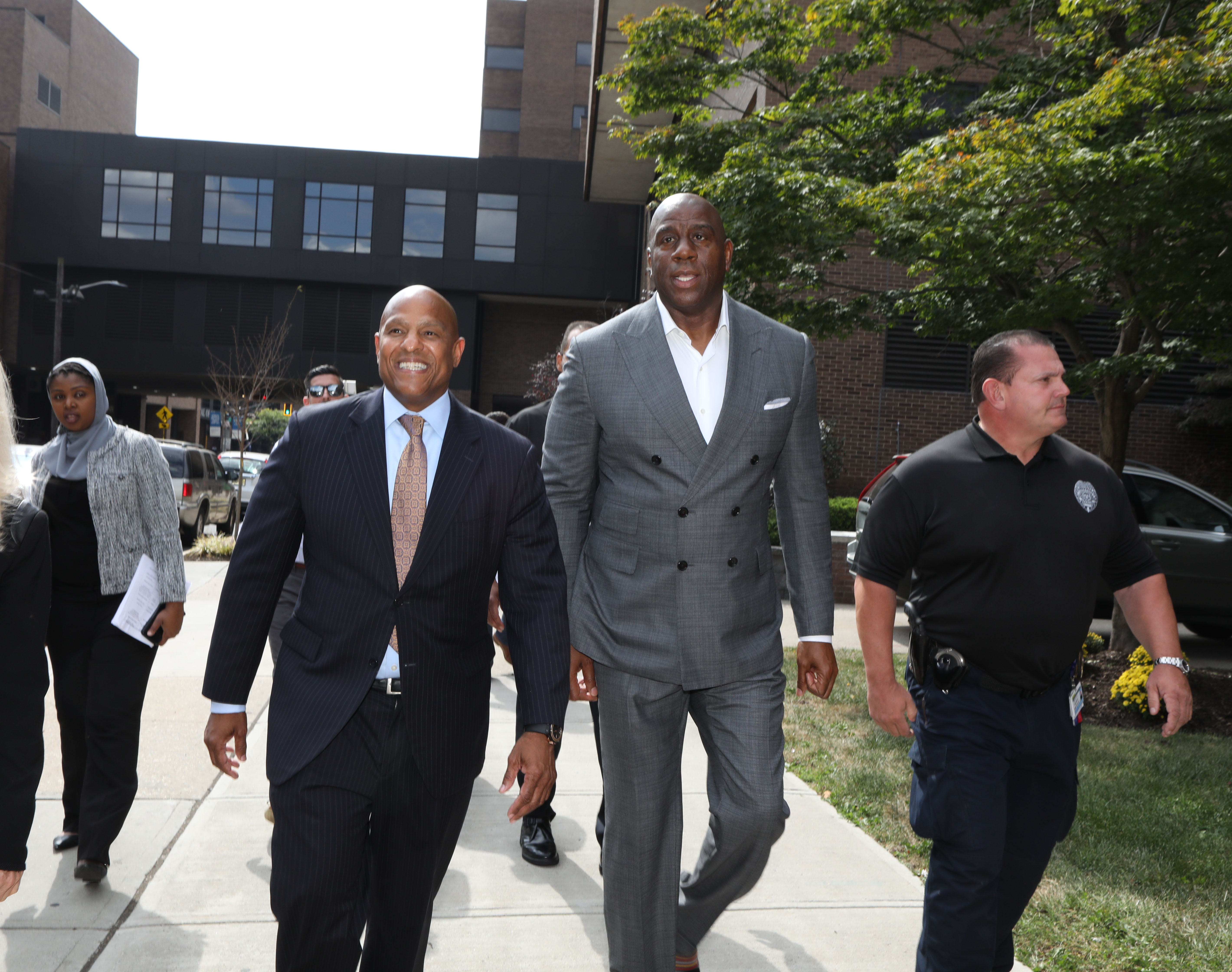 Magic Johnson says this hospital-run greenhouse is changing health in N.J.