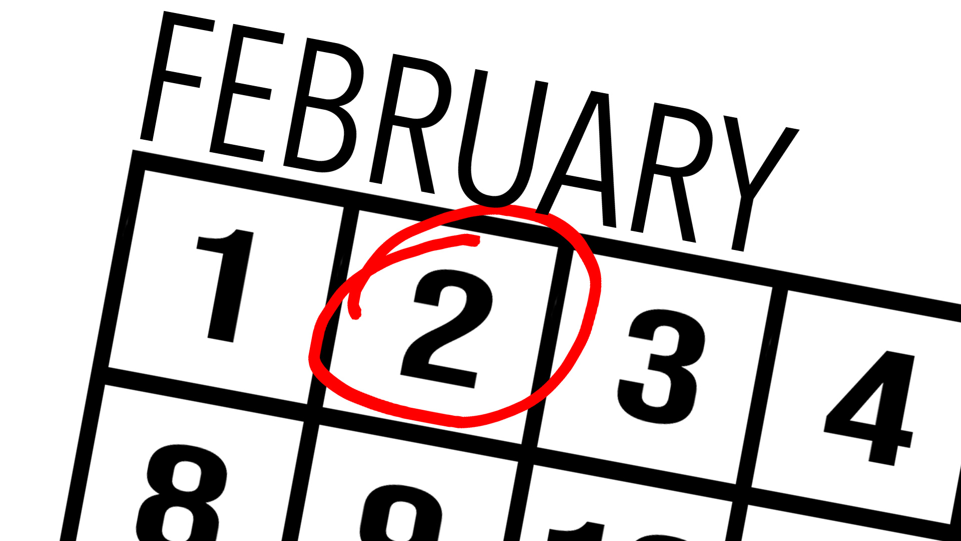 February  Is The Coolest Palindrome Date Of The Century