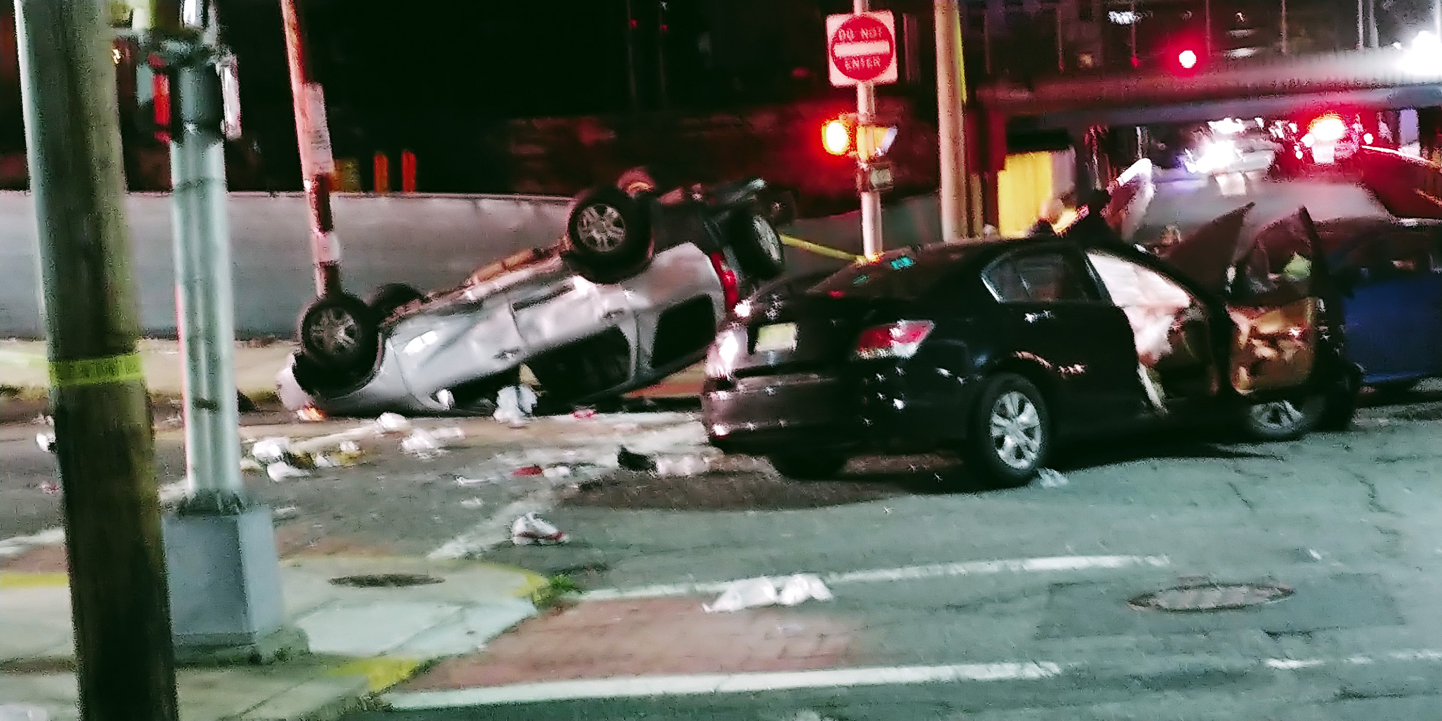 Bayonne woman dies after being ejected from car in crash: prosecutor