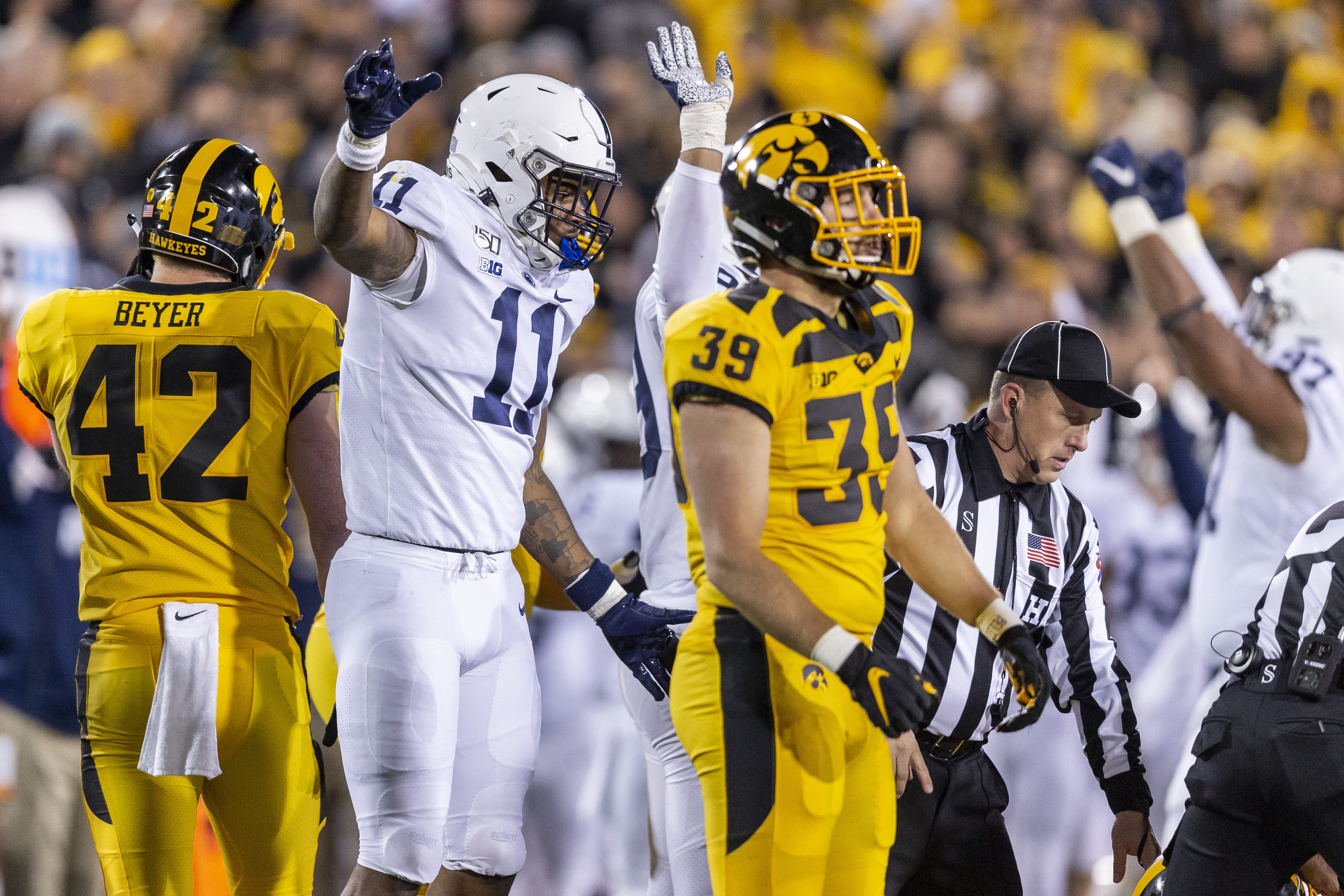 Penn State's 4 keys: The path to a Whiteout win over Michigan on Saturday night