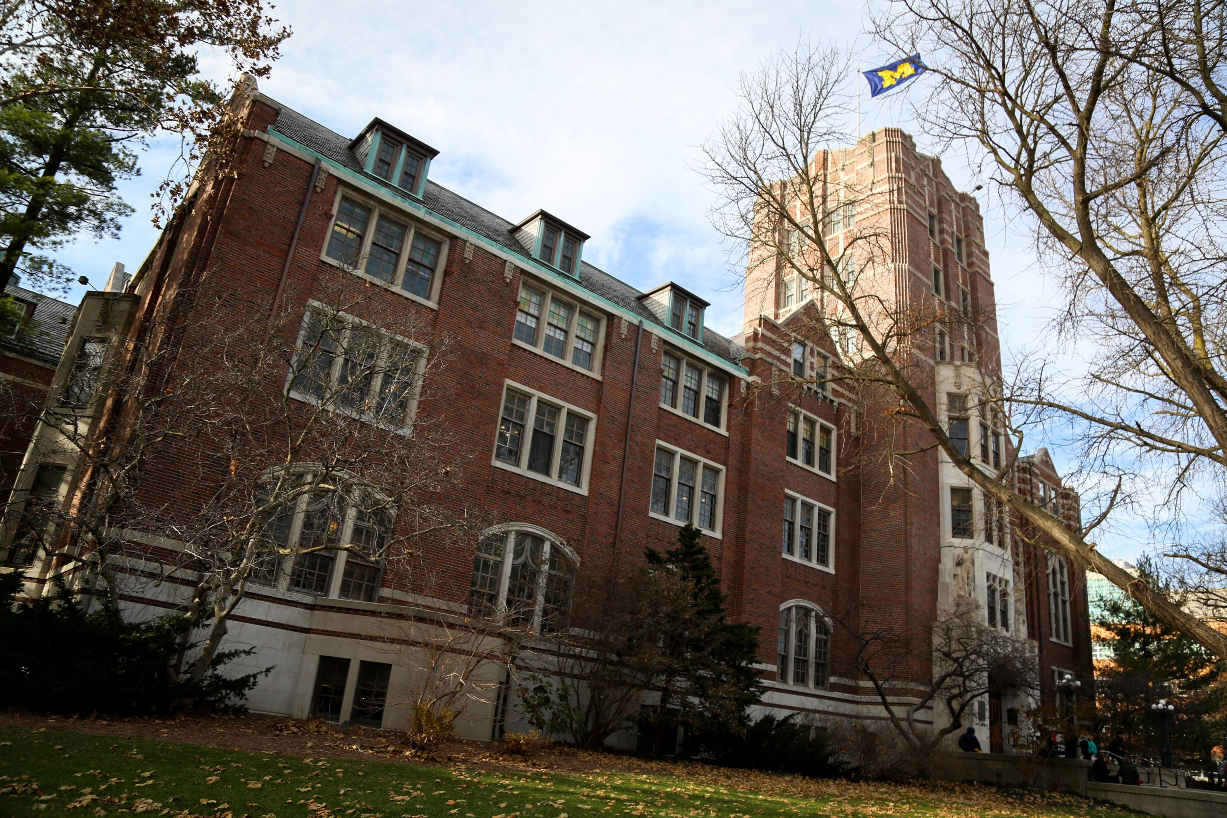 University of Michigan faculty group considers changes to tenure removal rules