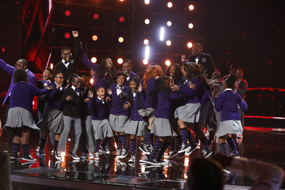 Michigan choir in semifinals of 'America's Got Talent' tonight: How to watch and vote