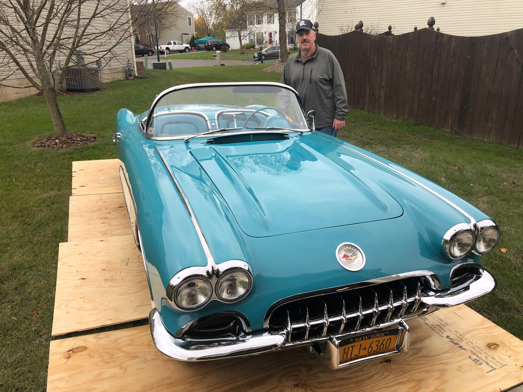 Keeping it in the family: a 1960 Corvette