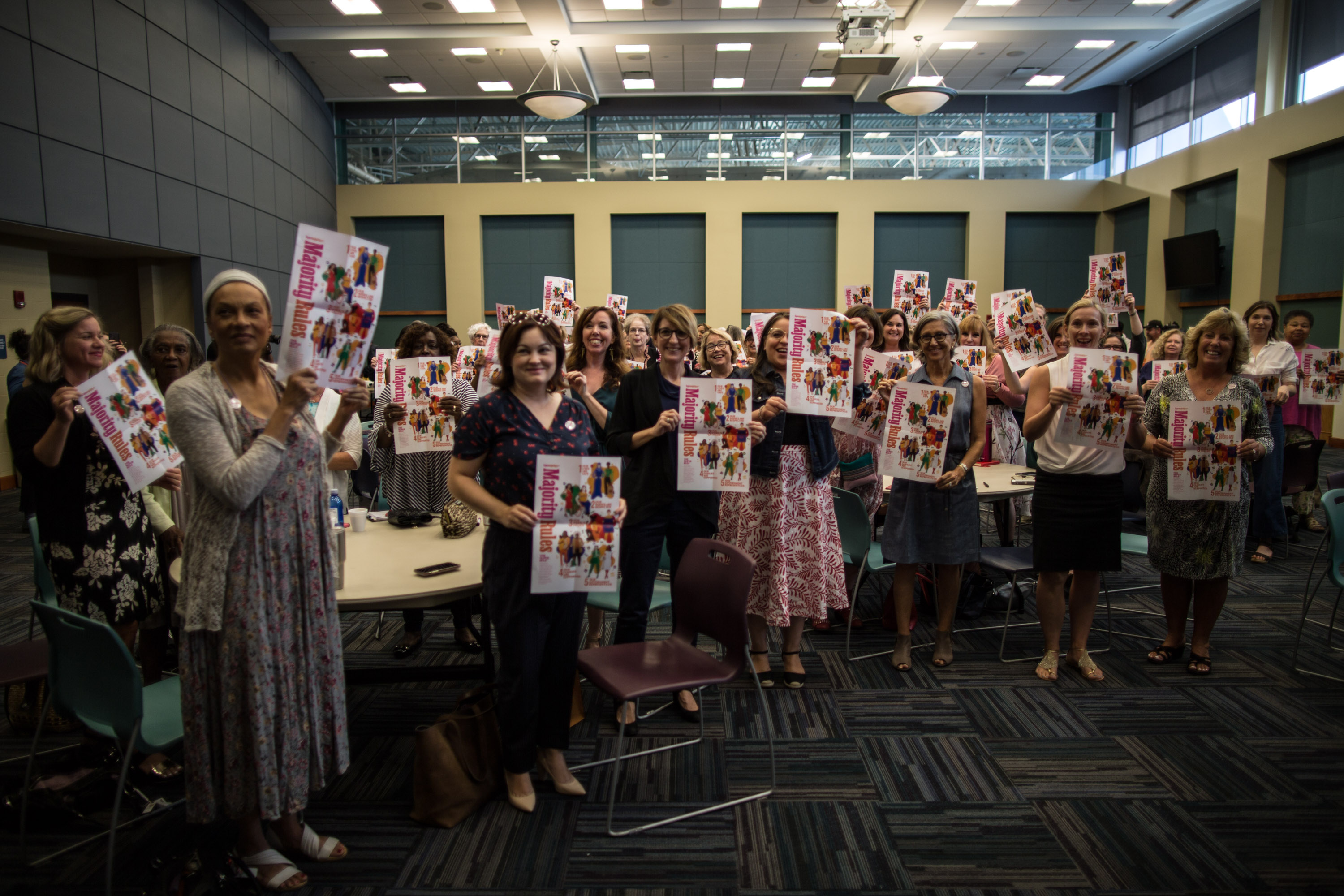 Alabama women mobilize for the 2020 election