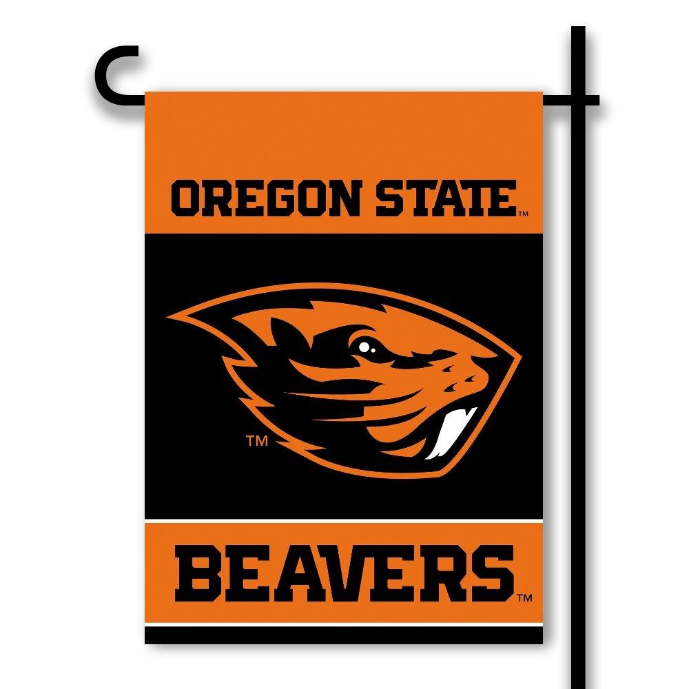 NCAA 2-Sided Garden Flag