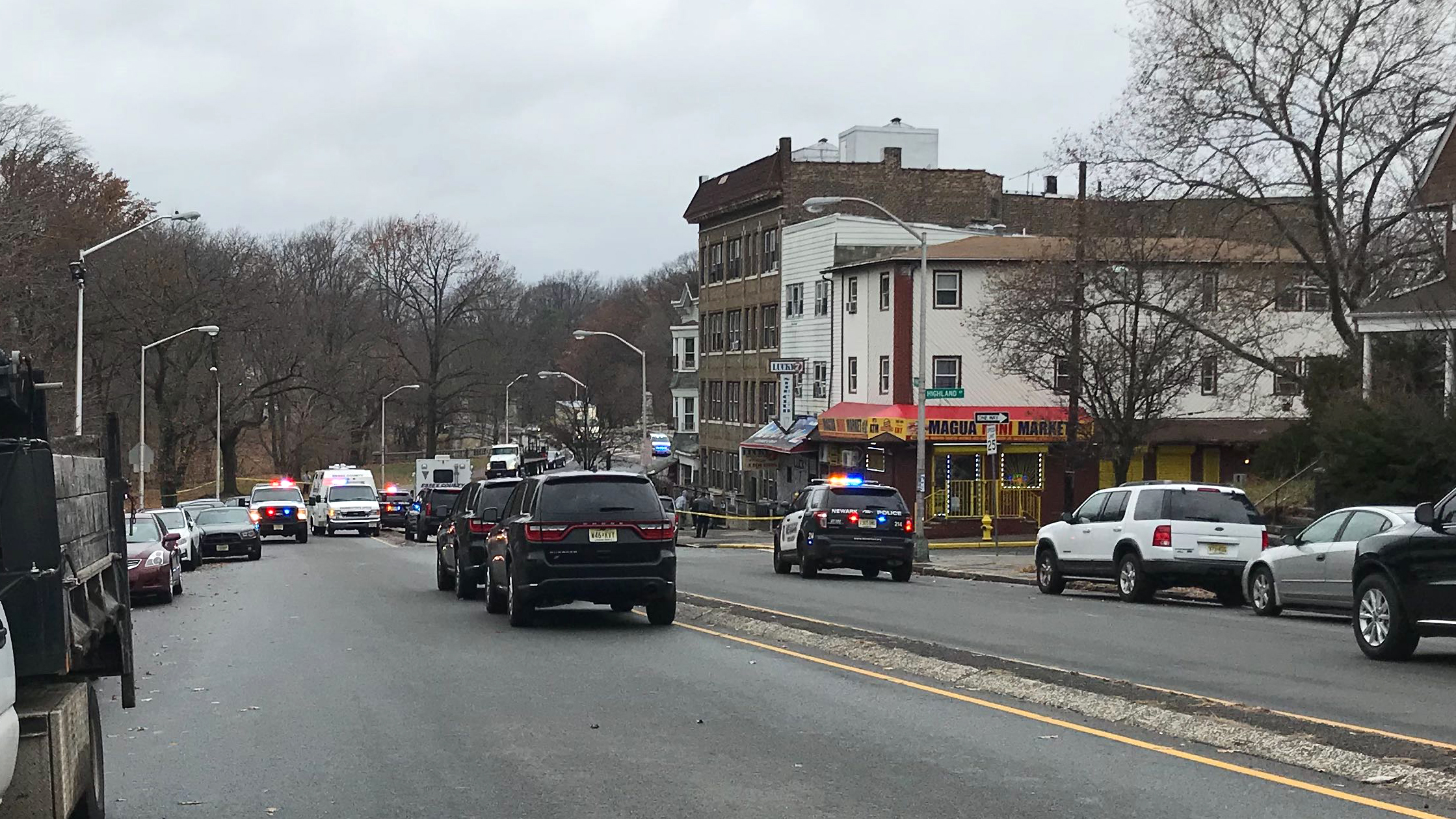 15-year-old stabbed to death, 11-year-old injured in Newark