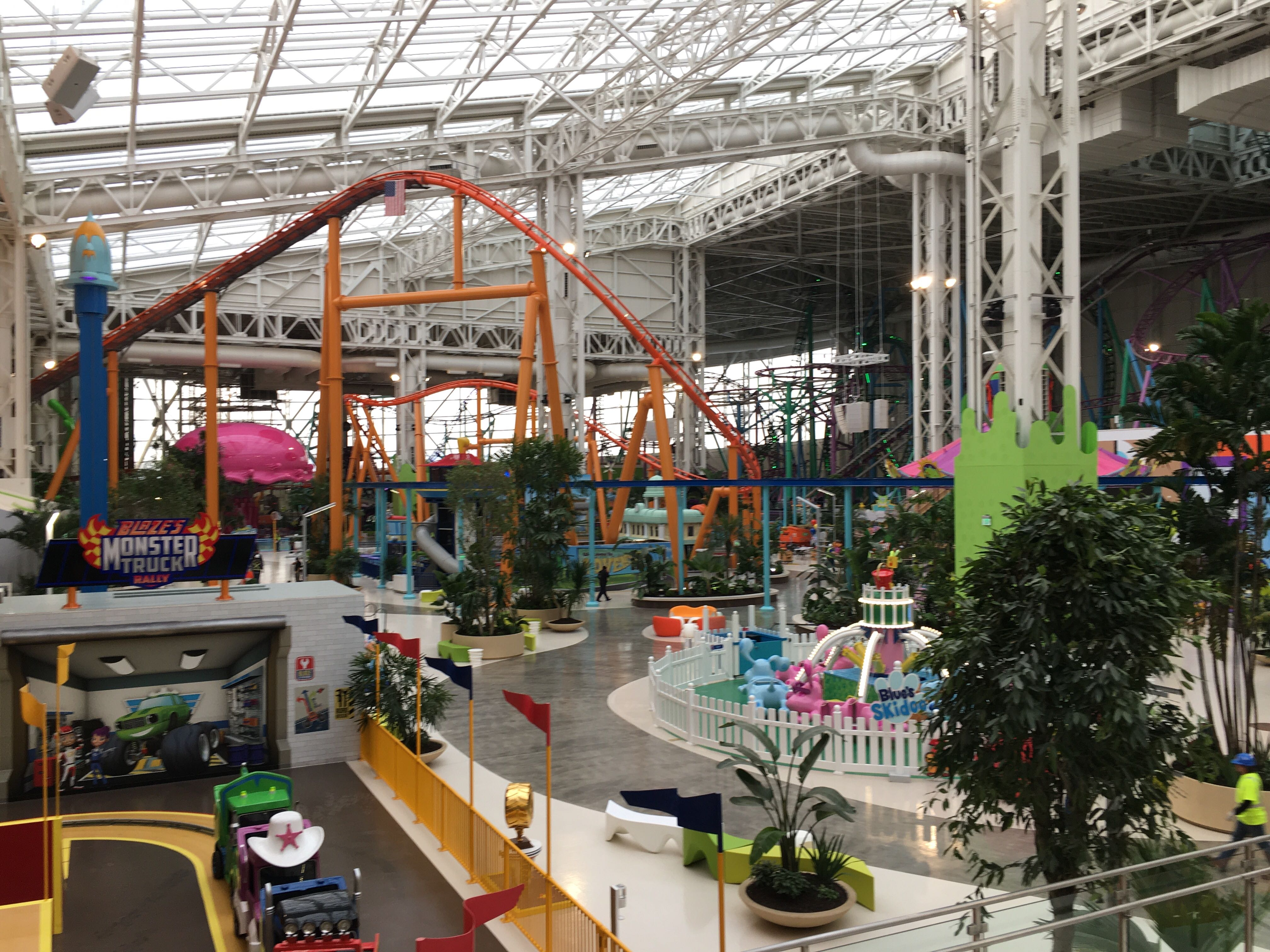 when does american dream mall open