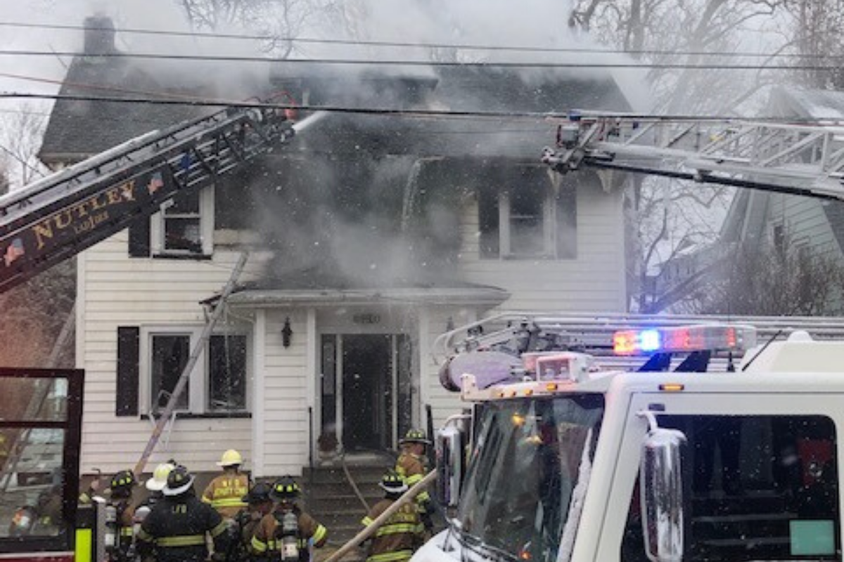 Mom, 7-year-old son dead after Nutley house fire