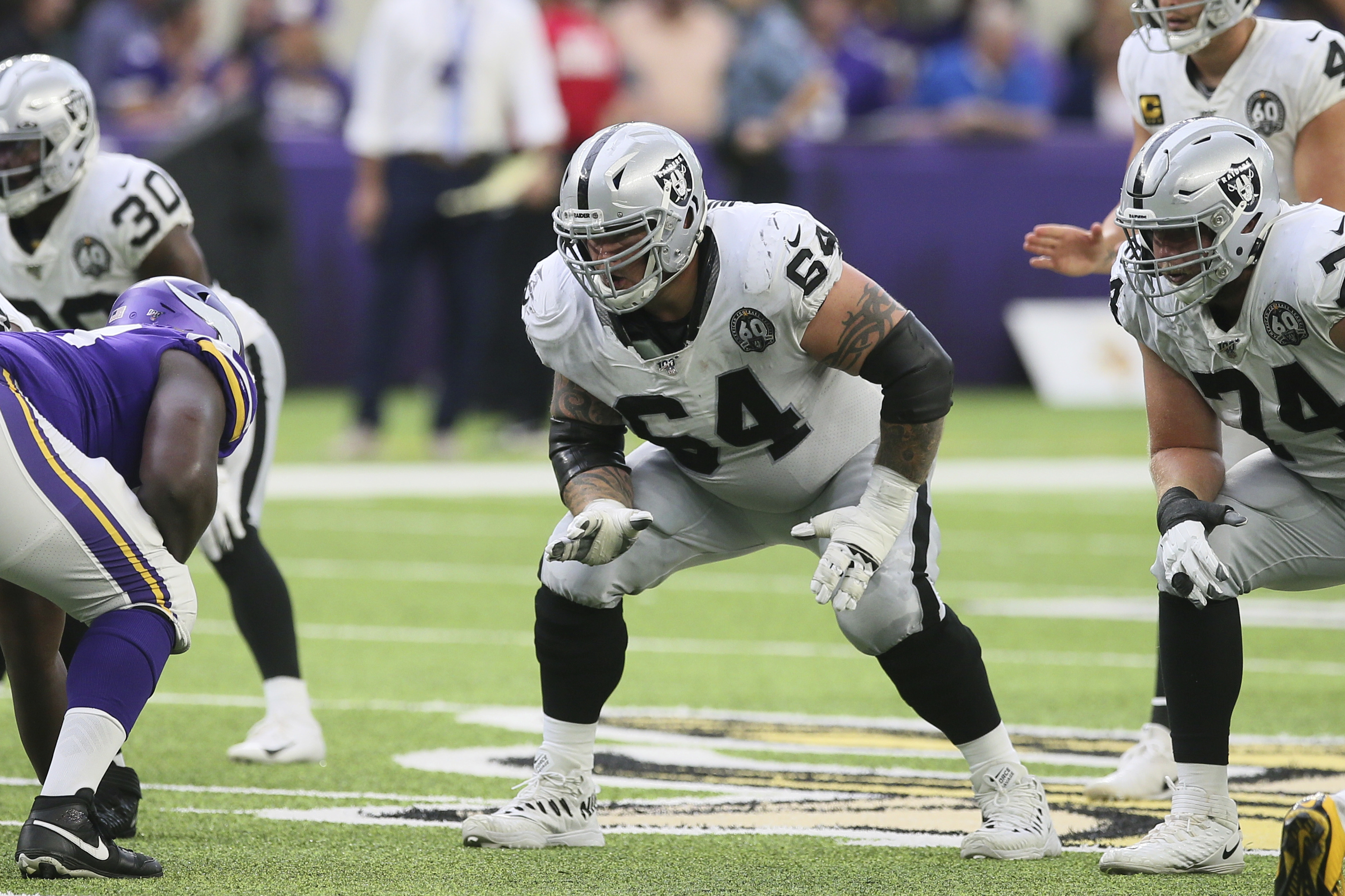 NFL rumors: N.J.'s Richie Incognito up to same old (dirty) tricks in Raiders' upset win over Bears in London