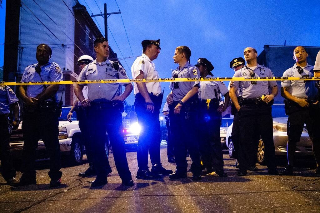 4 killed, several injured, in multiple Philadelphia shootings