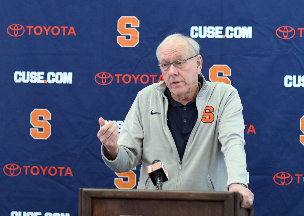 California's law, Syracuse's go-to guy, Boeheim's wins and more (Mike's Mailbox)