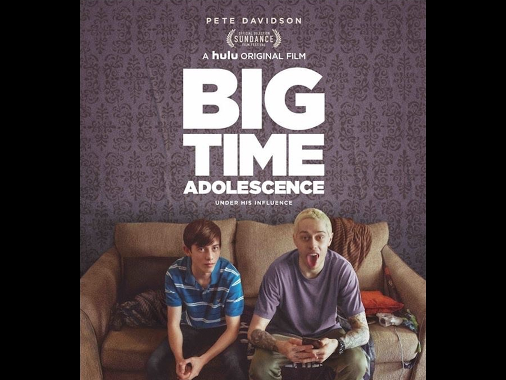WATCH: 'Big Time Adolescence,' Syracuse film with SNL's Pete Davidson, gets first trailer