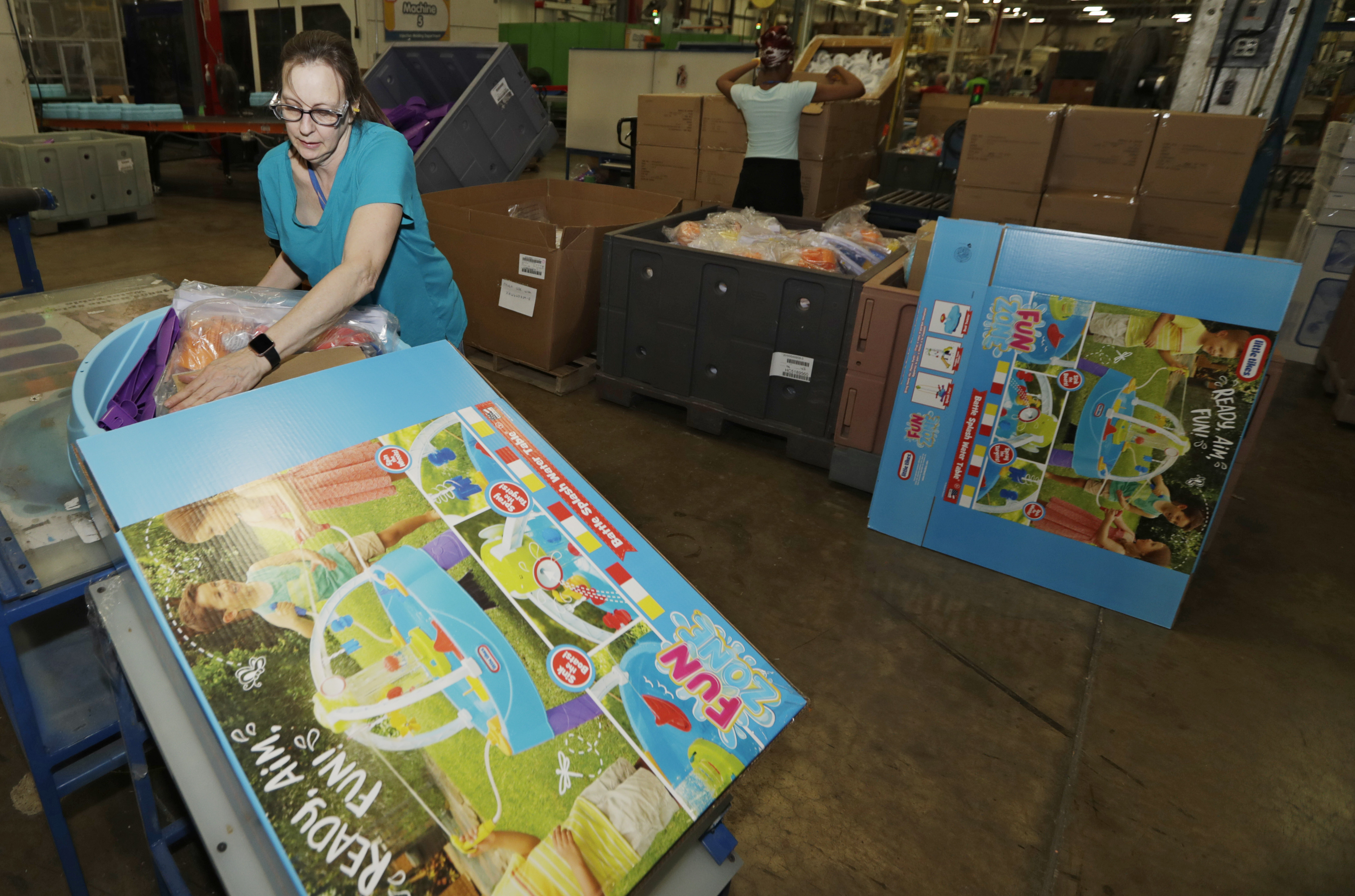 After The Toys R Us Demise Struggling Toy Makers Offer