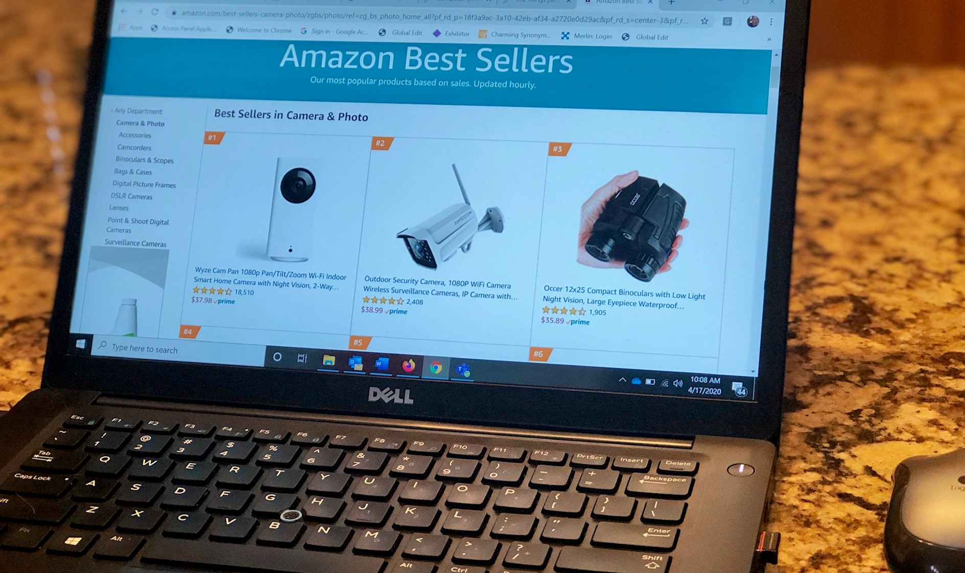 most bought things on amazon