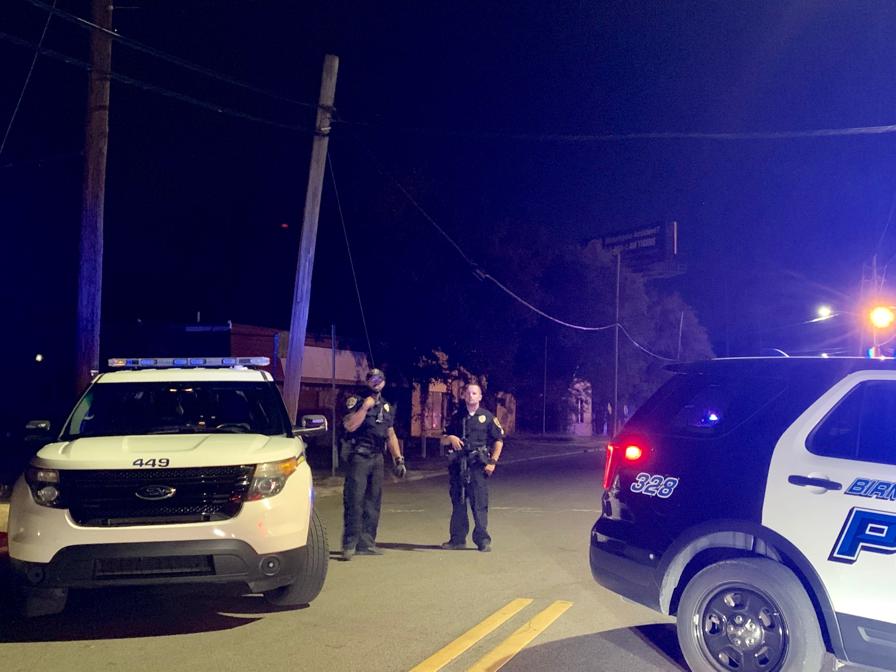 Manhunt suspect captured after shots fired at police in east Birmingham