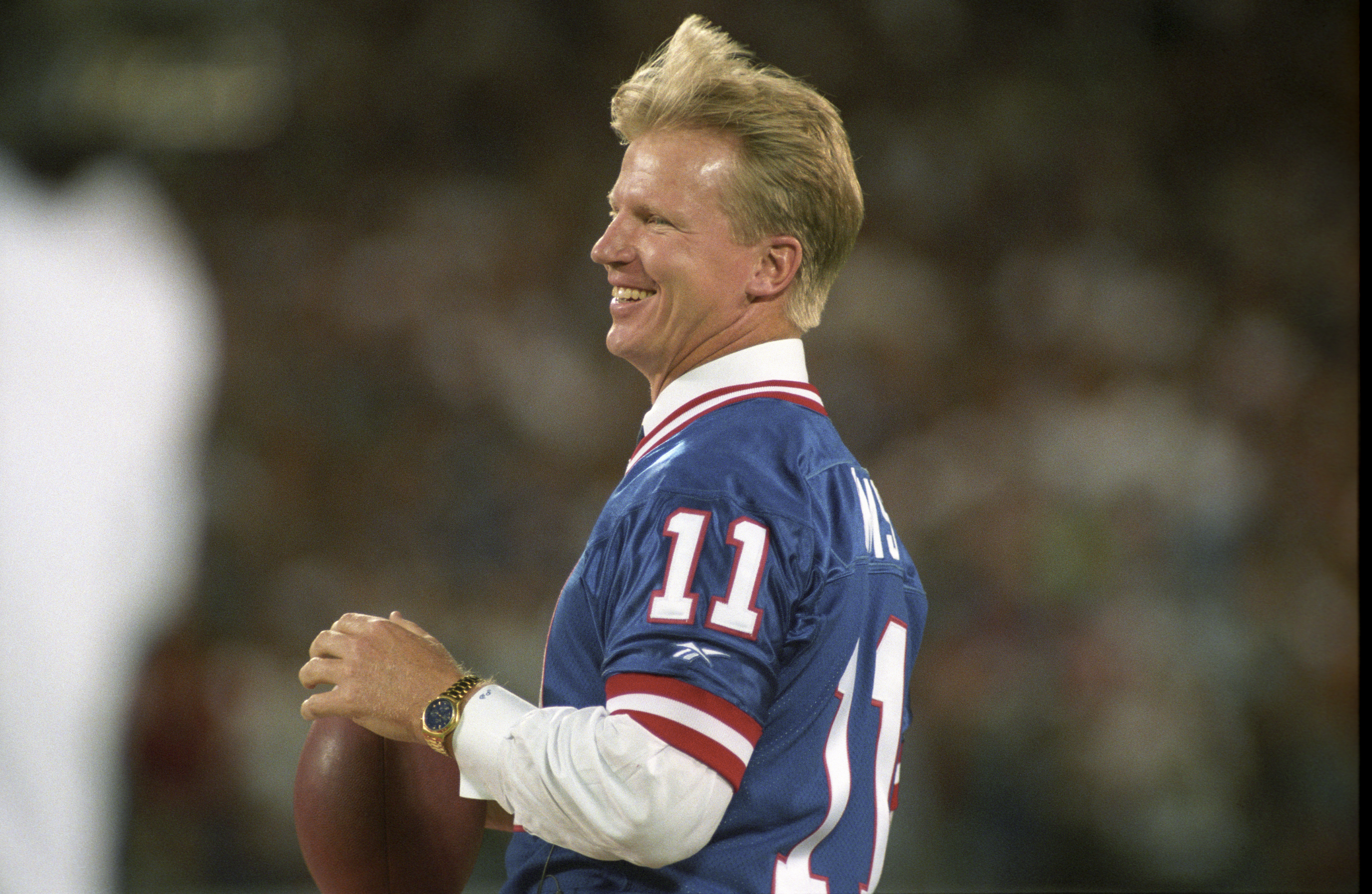 Why Giants' Phil Simms never wanted to do what Tom Brady just did ...