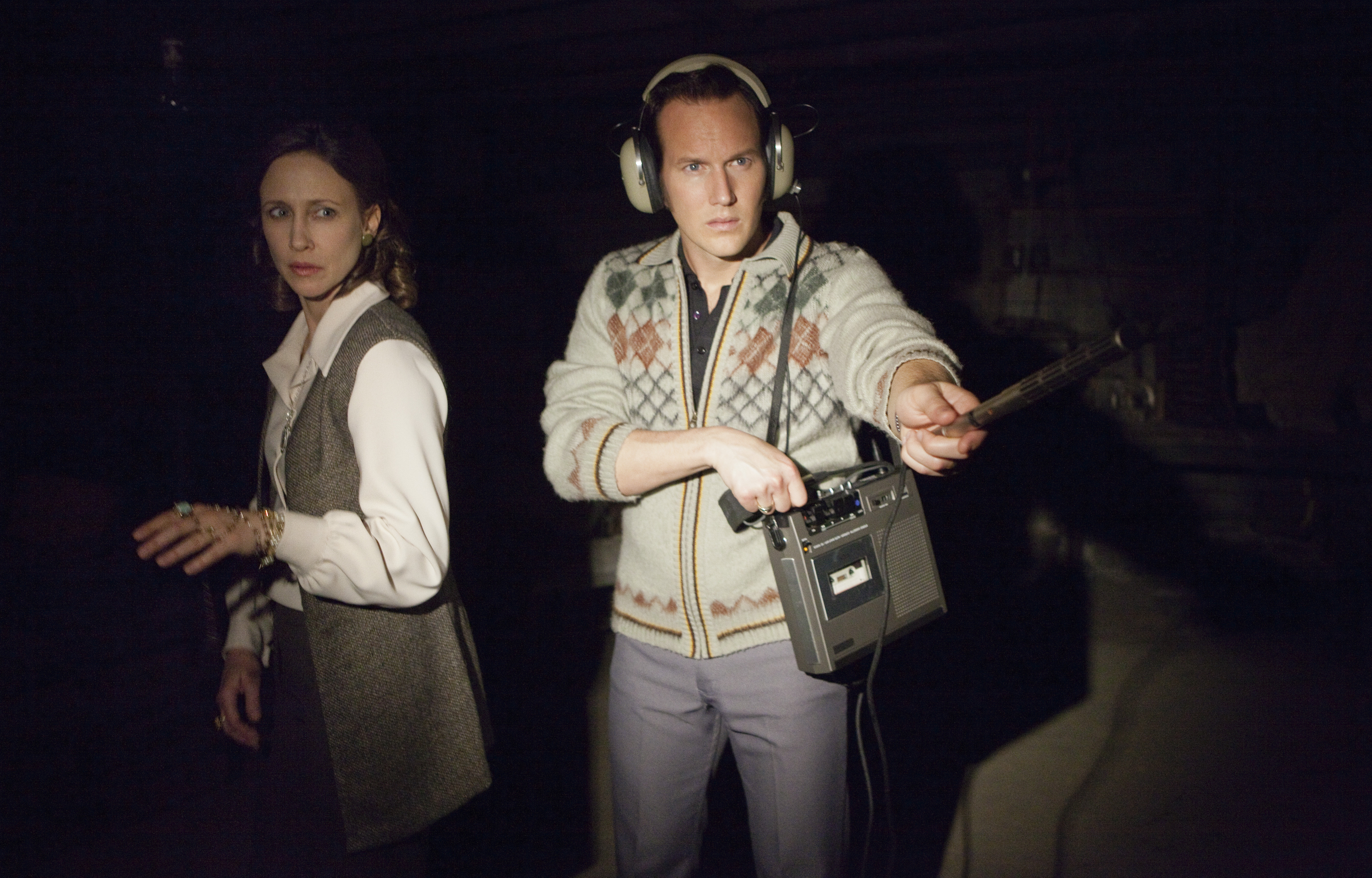 The Conjuring 3 The Devil Made Me Do It Heads To Theaters With N J S Vera Farmiga And Patrick Wilson Nj Com