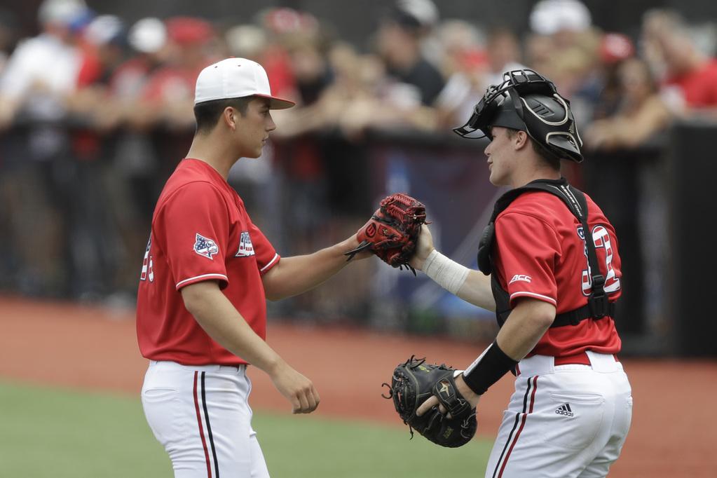 Louisville vs. East Carolina baseball