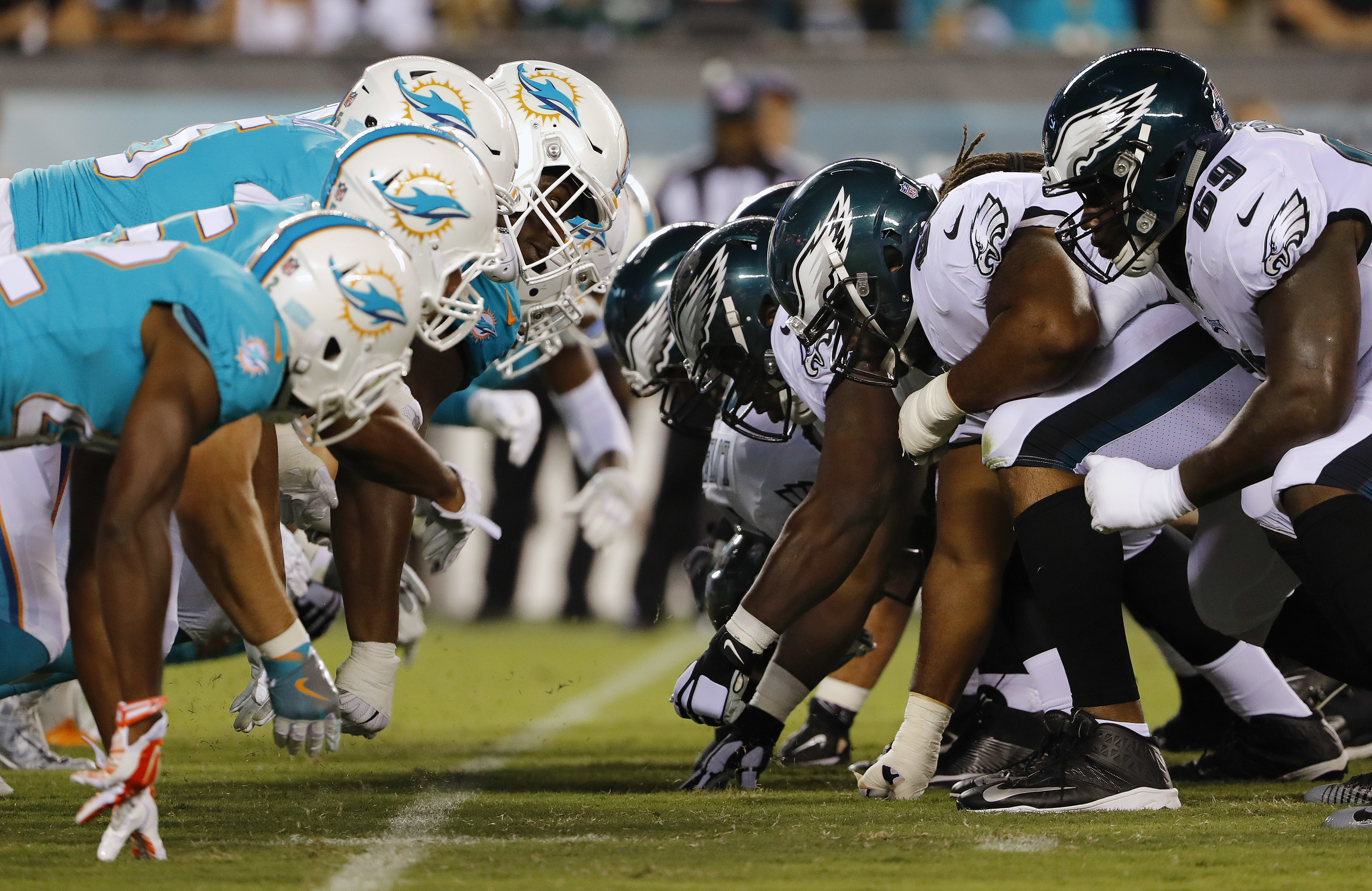 Philadelphia Eagles At Miami Dolphins How To Watch Live