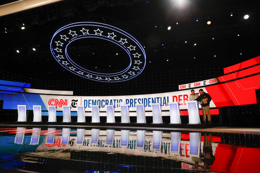 October Democratic debate 2019: What time does it start and how can I watch it?