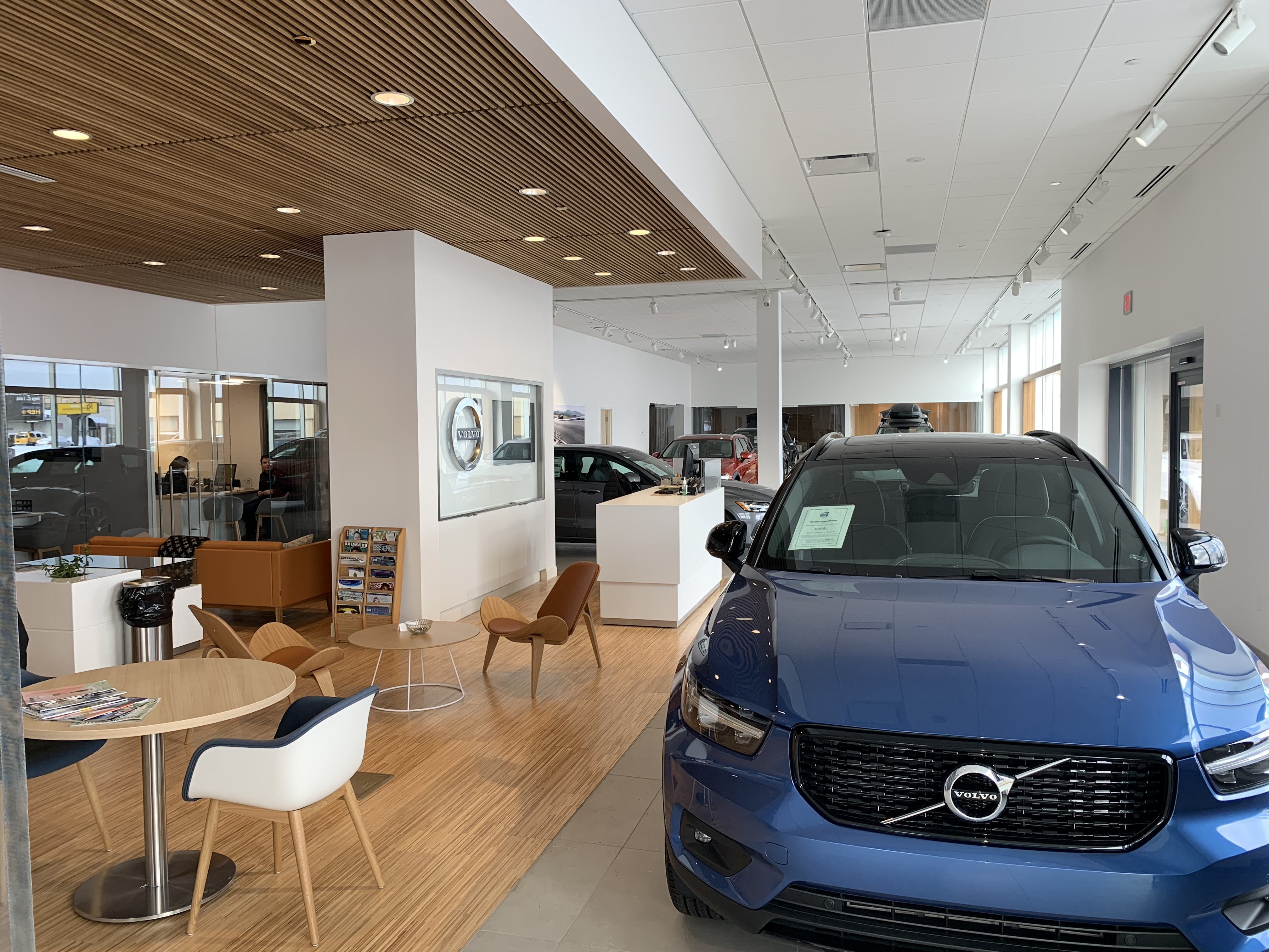 Syracuse's Alan Byer Volvo completes major renovation
