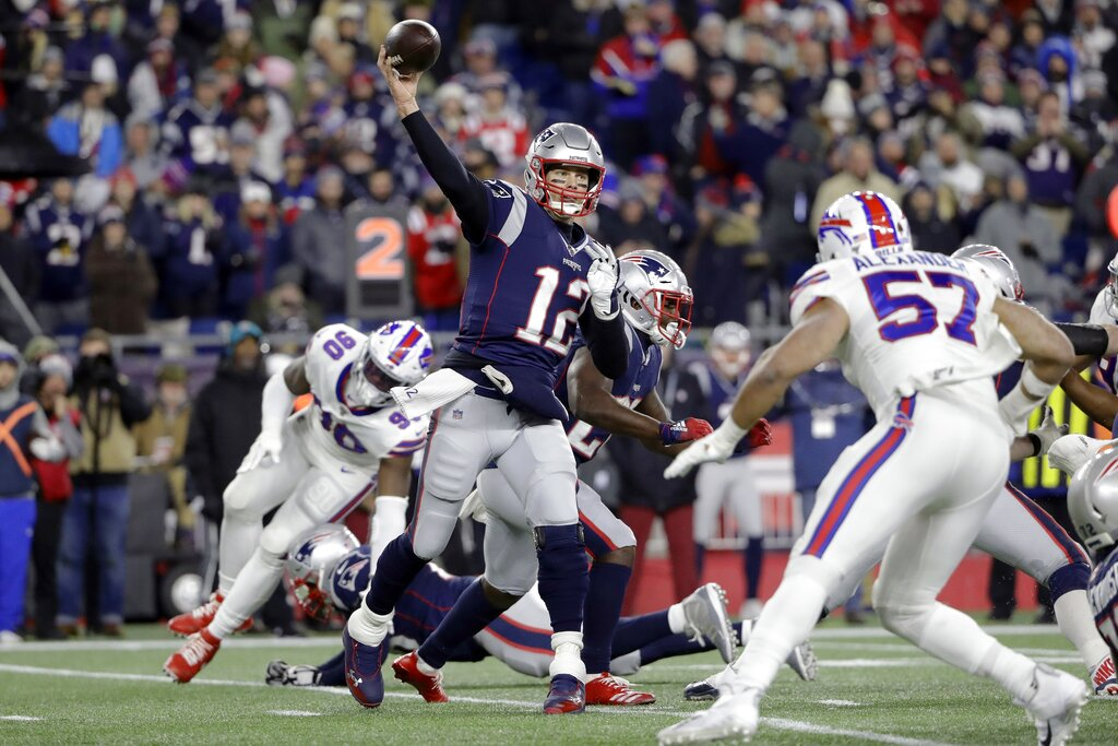 What Buffalo Bills GM Brandon Beane said about Tom Brady potentially playing elsewhere in 2020
