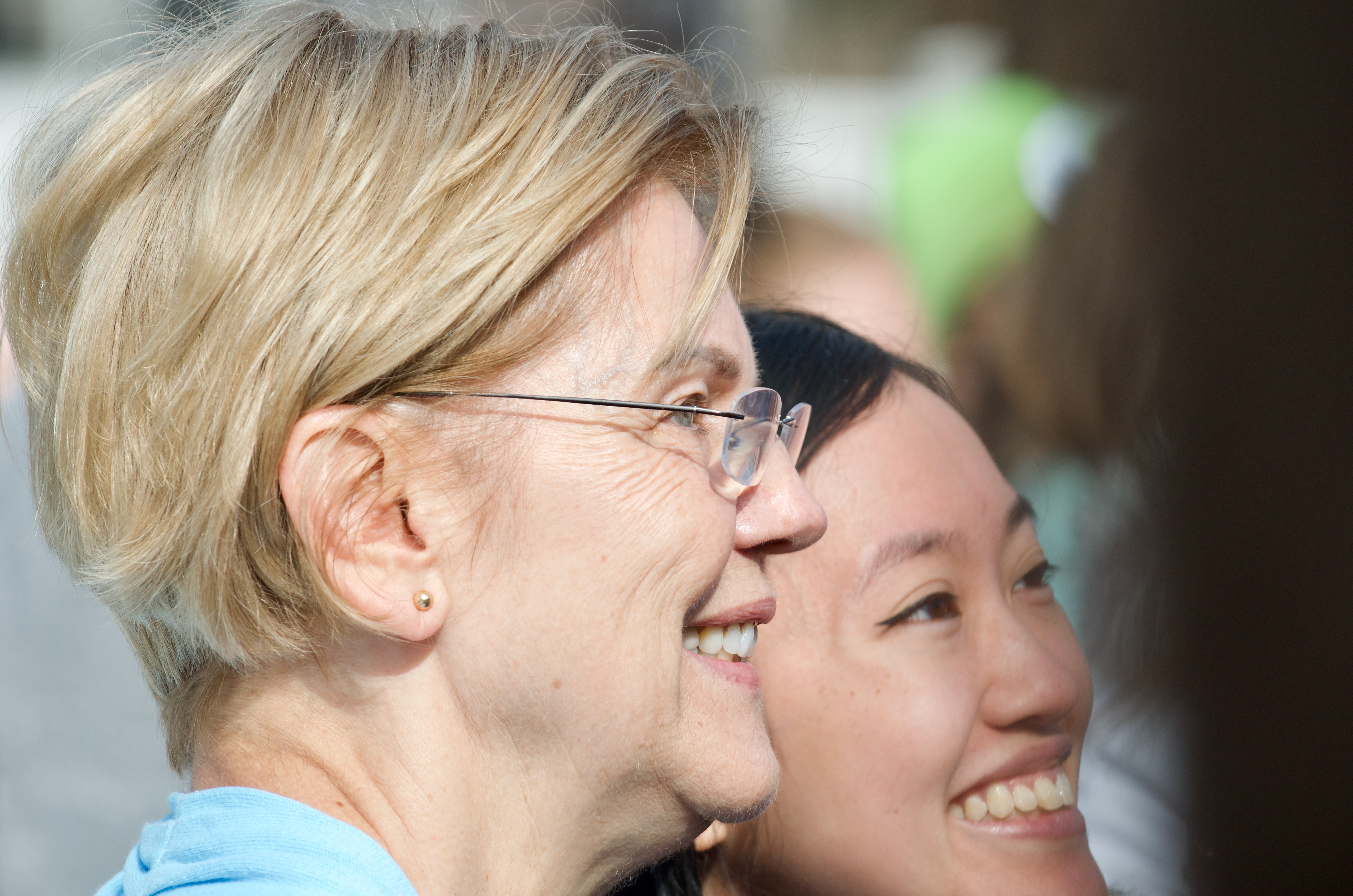 On Super Tuesday Elizabeth Warren Supporters Say Senator S Pragmatism And Ability To Get Stuff Done Is Why They Re Voting For Her Masslive Com