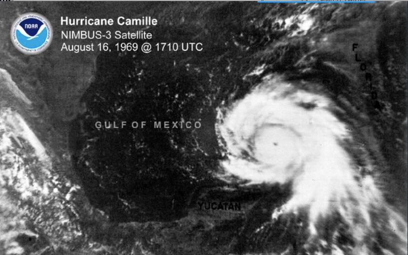Hurricane Camille: Monster storm devastated Gulf Coast 50 years ago today