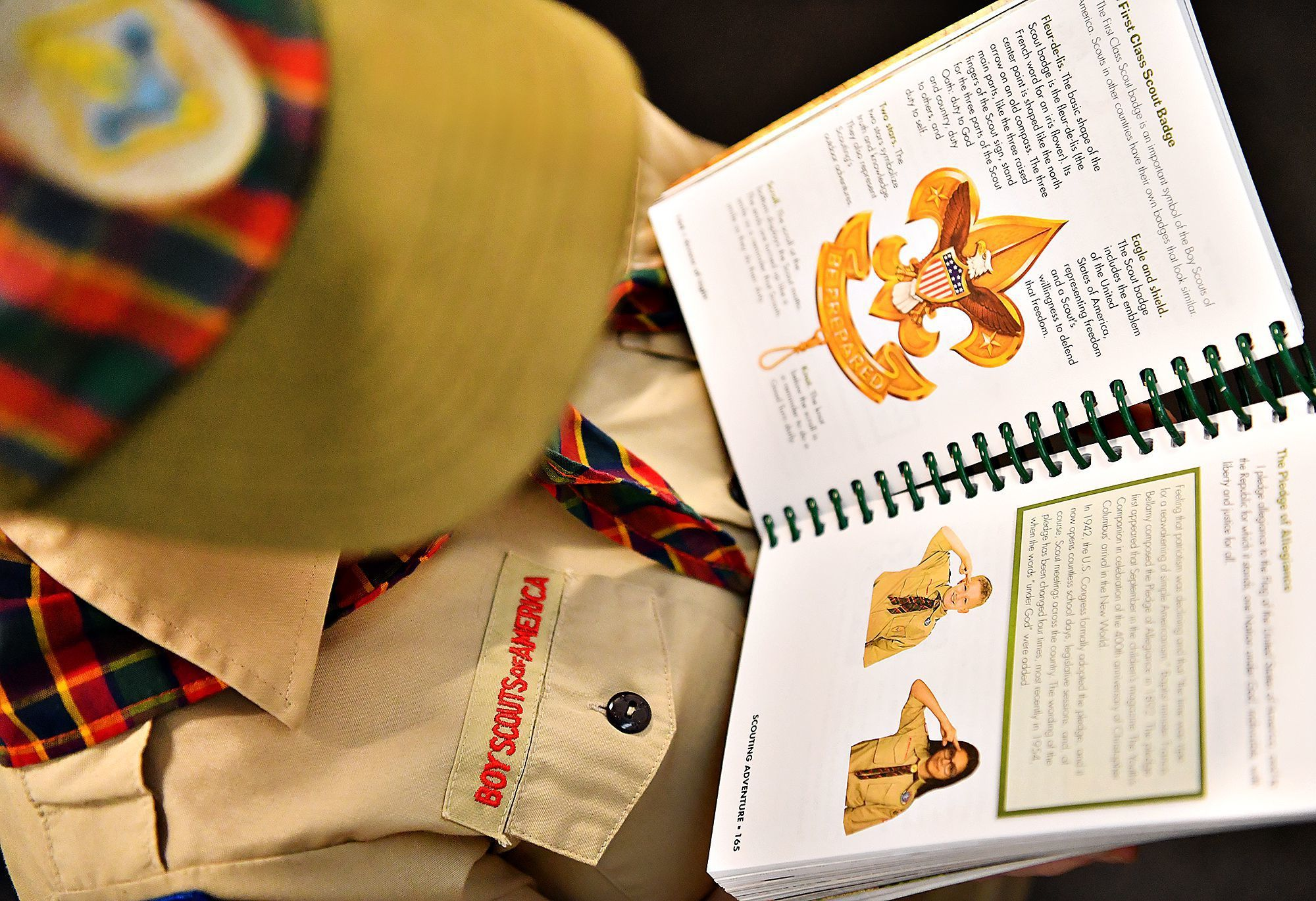 What S Going To Happen To The Boy Scouts After Organization Files For Bankruptcy Protection Pennlive Com