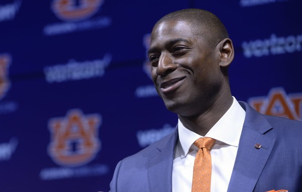 Allen Greene was asked about his support of head coach Gus Malzahn on Monday morning at an event in Birmingham.