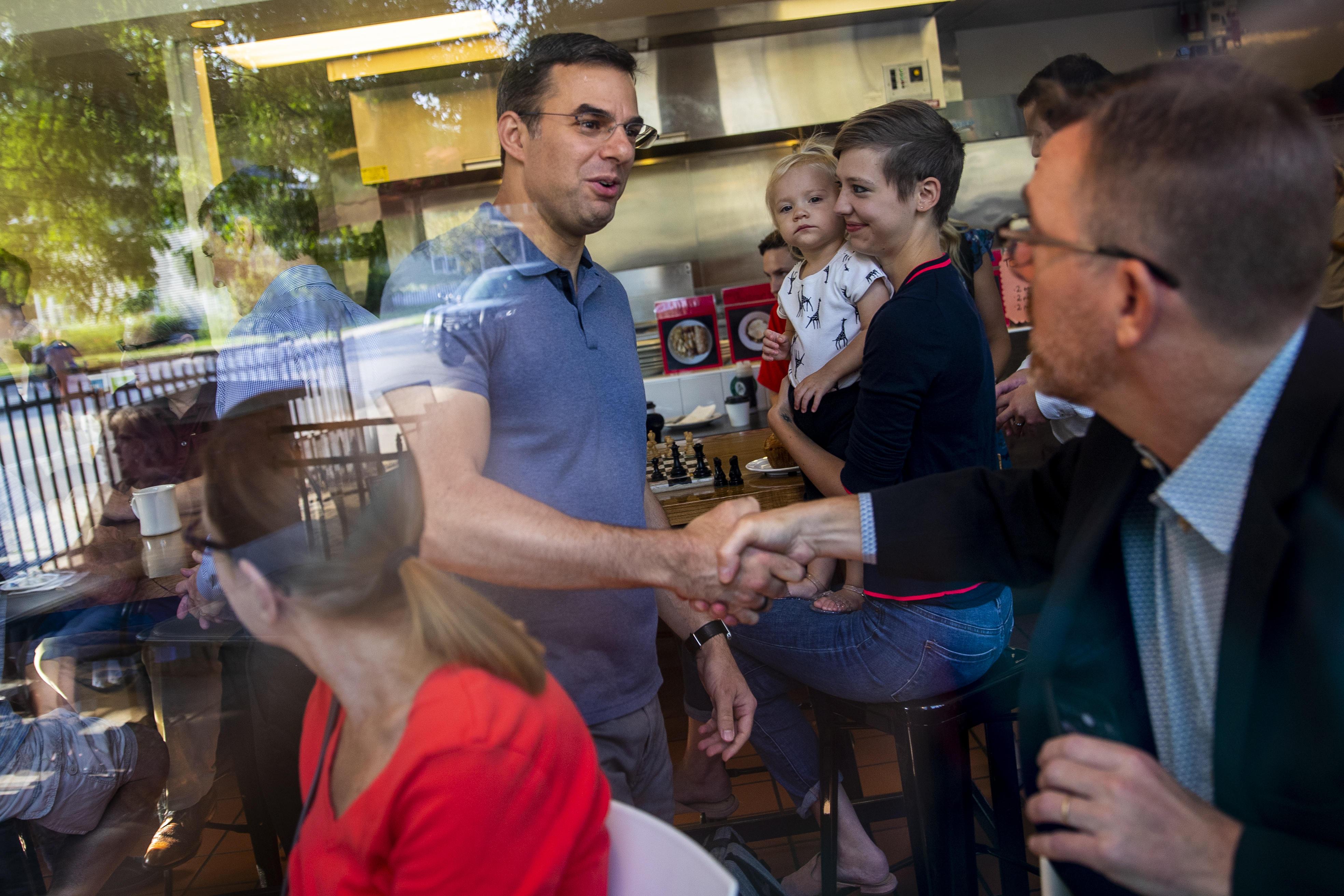 Newly independent Congressman Amash bashes two-party system