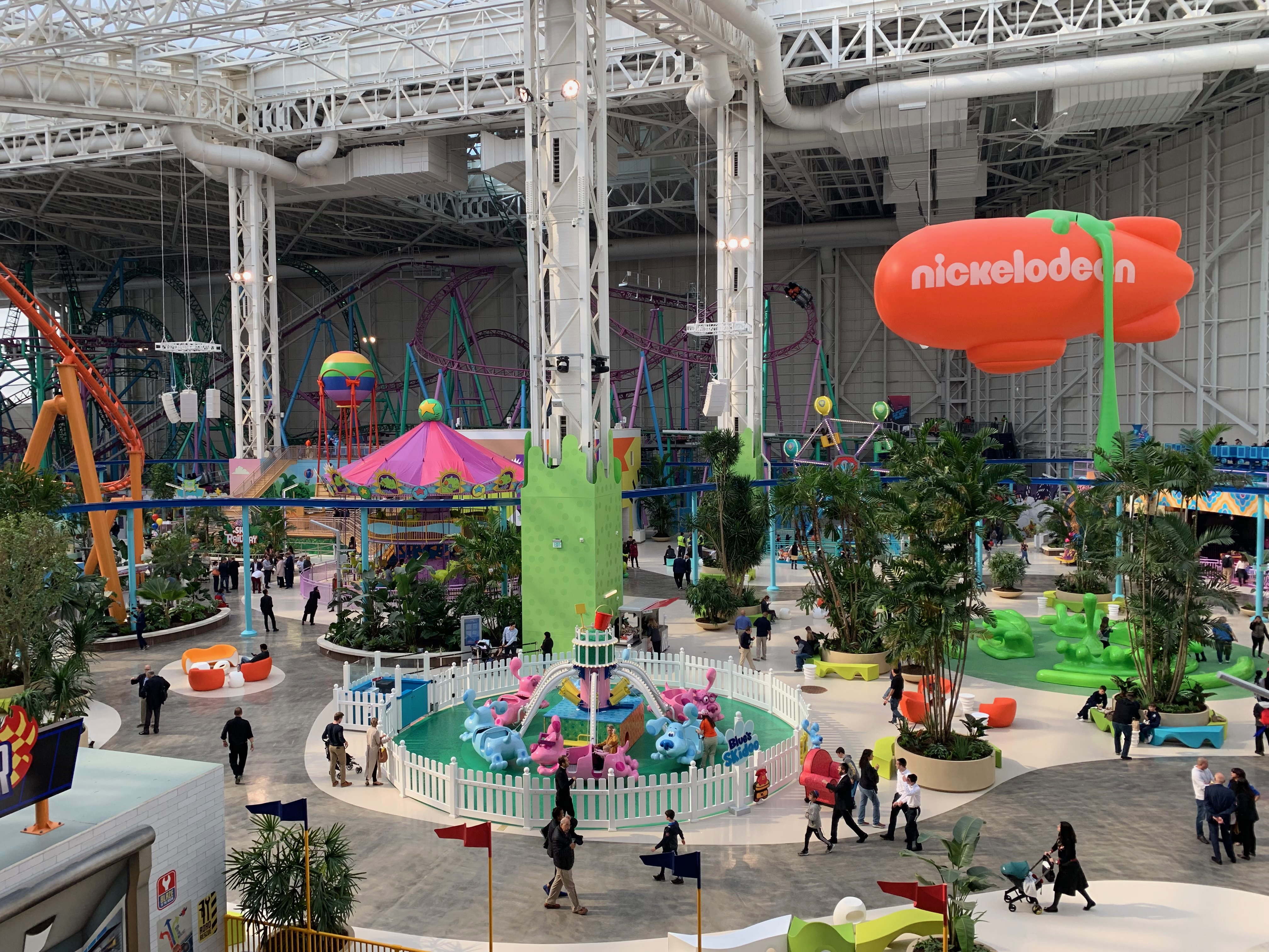 nickelodeon resort new jersey
