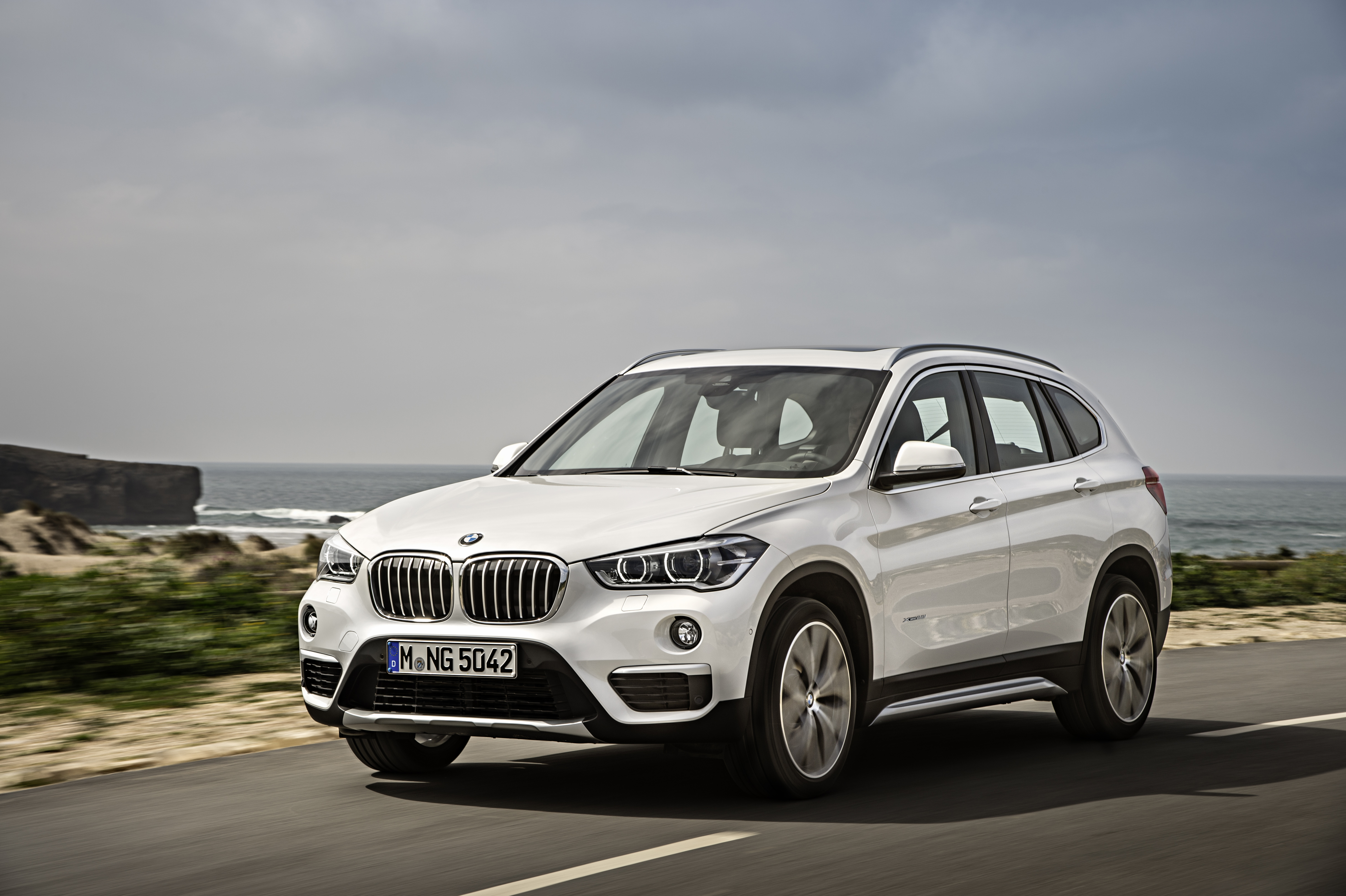 BMW SUVs recalled for 'insufficient impact absorption,' not meeting federal standards