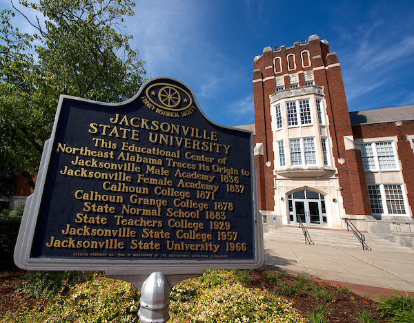 9 arrested for allegedly raping underage girl on and near Jacksonville State University campus