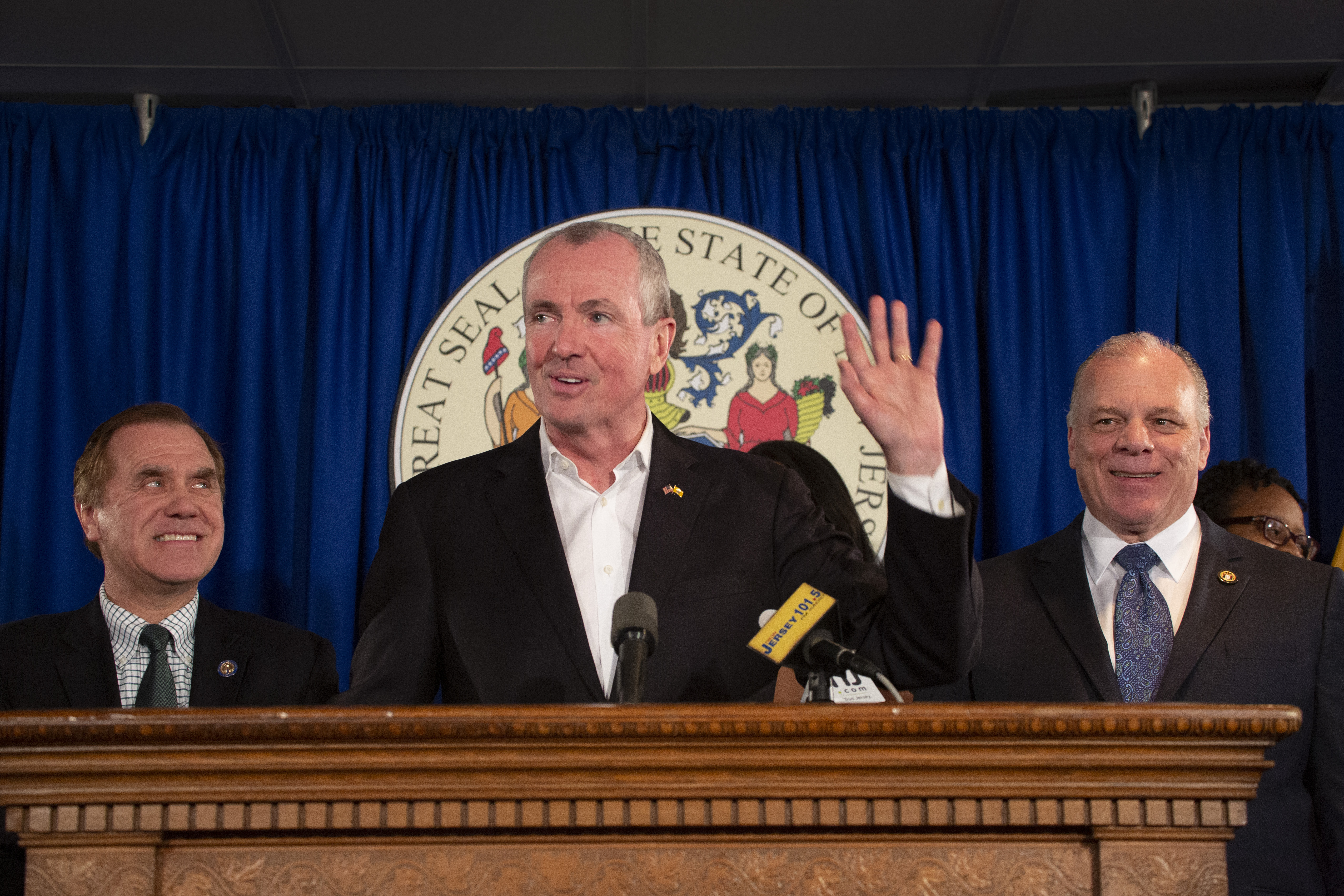 What Phil Murphy just said after big N.J. legal weed vote was called off