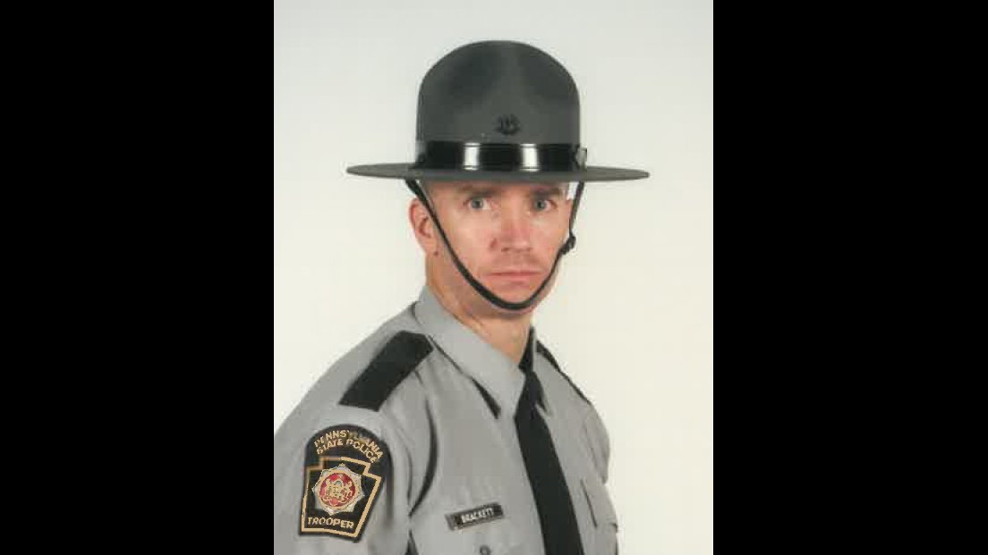 Public viewing announced for trooper who died while on duty