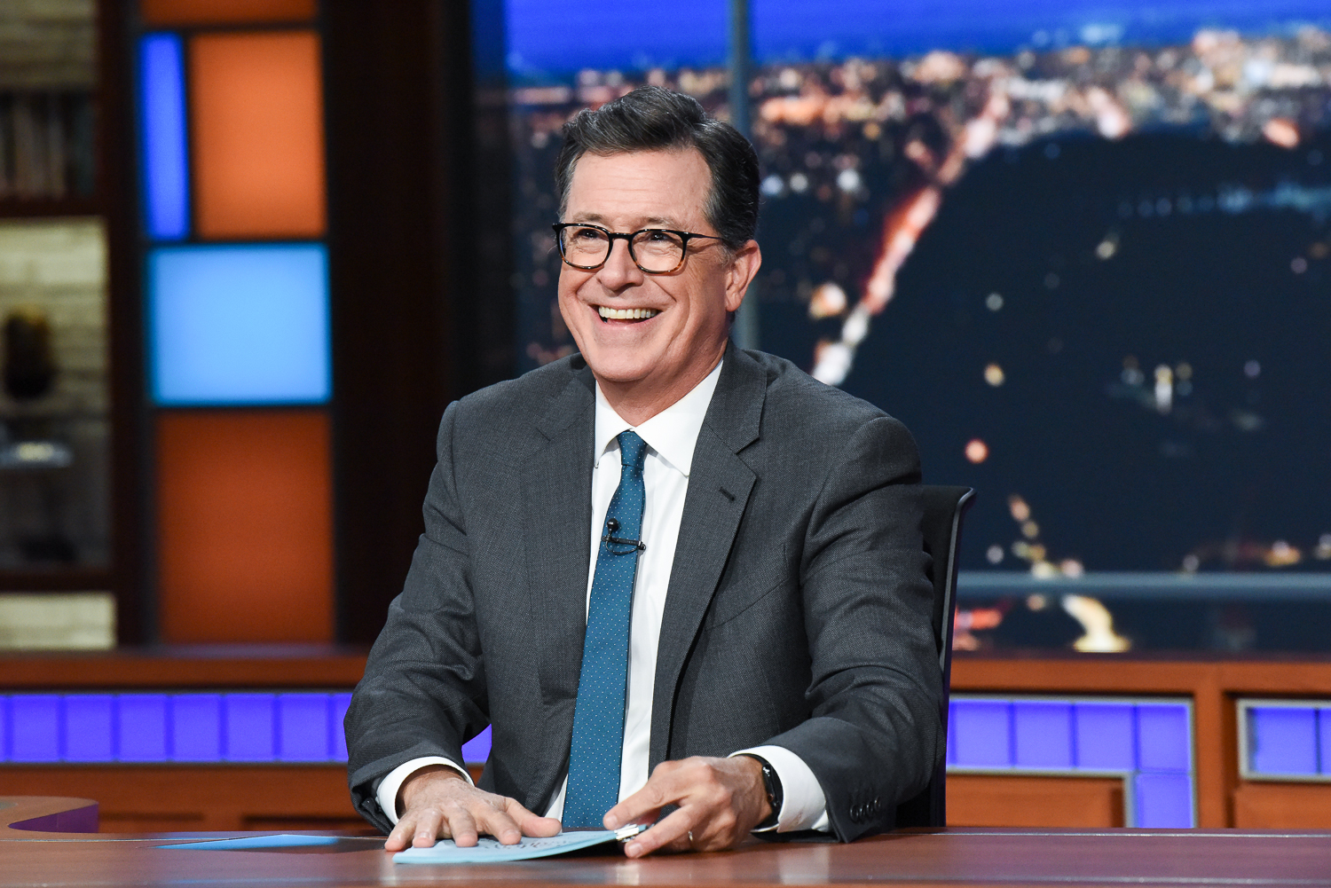 the late show with stephen colbert online free