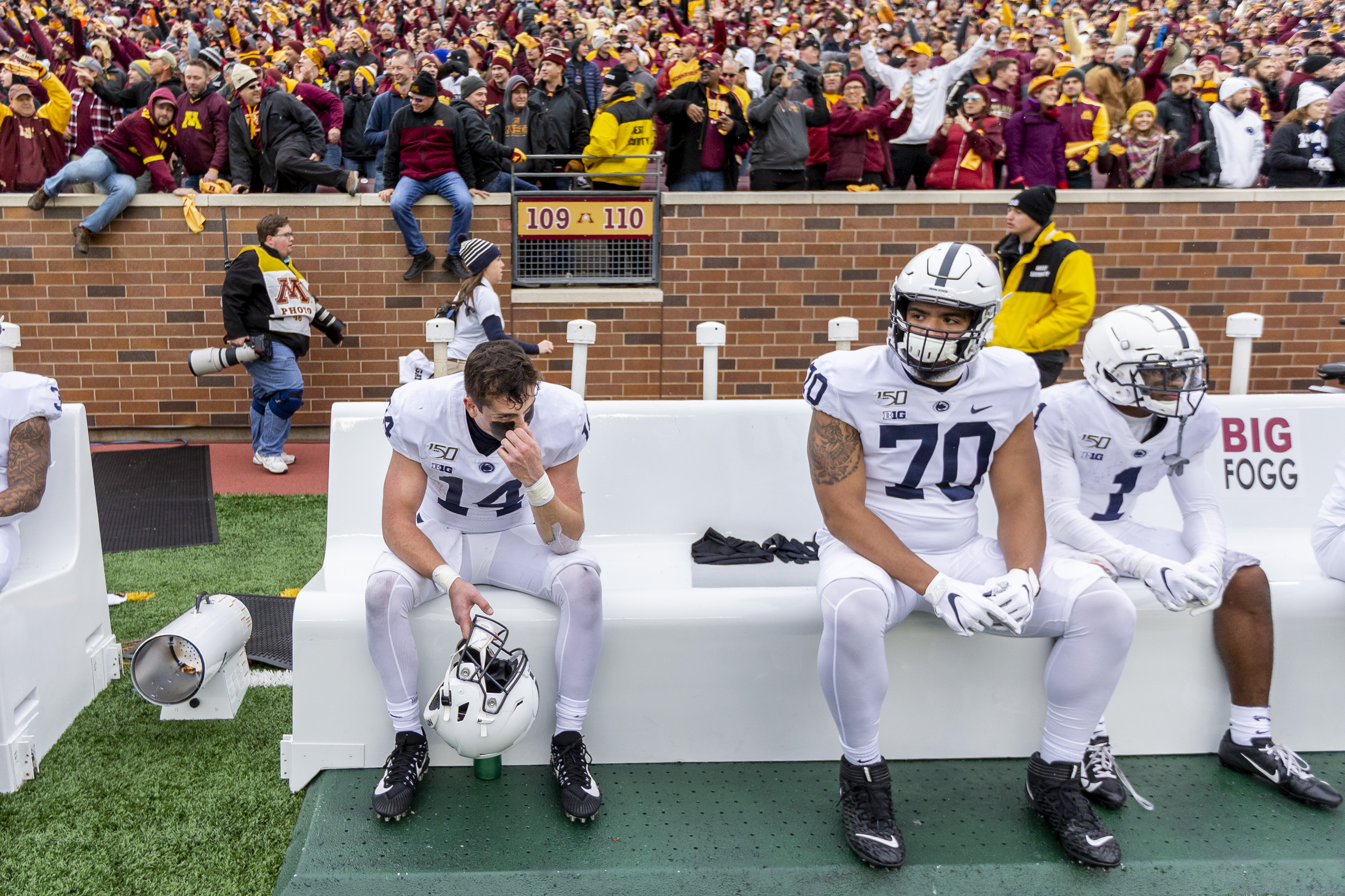 Penn State lands in ESPN's 'Bottom 10'; Lions' heart and soul will be revealed, and more