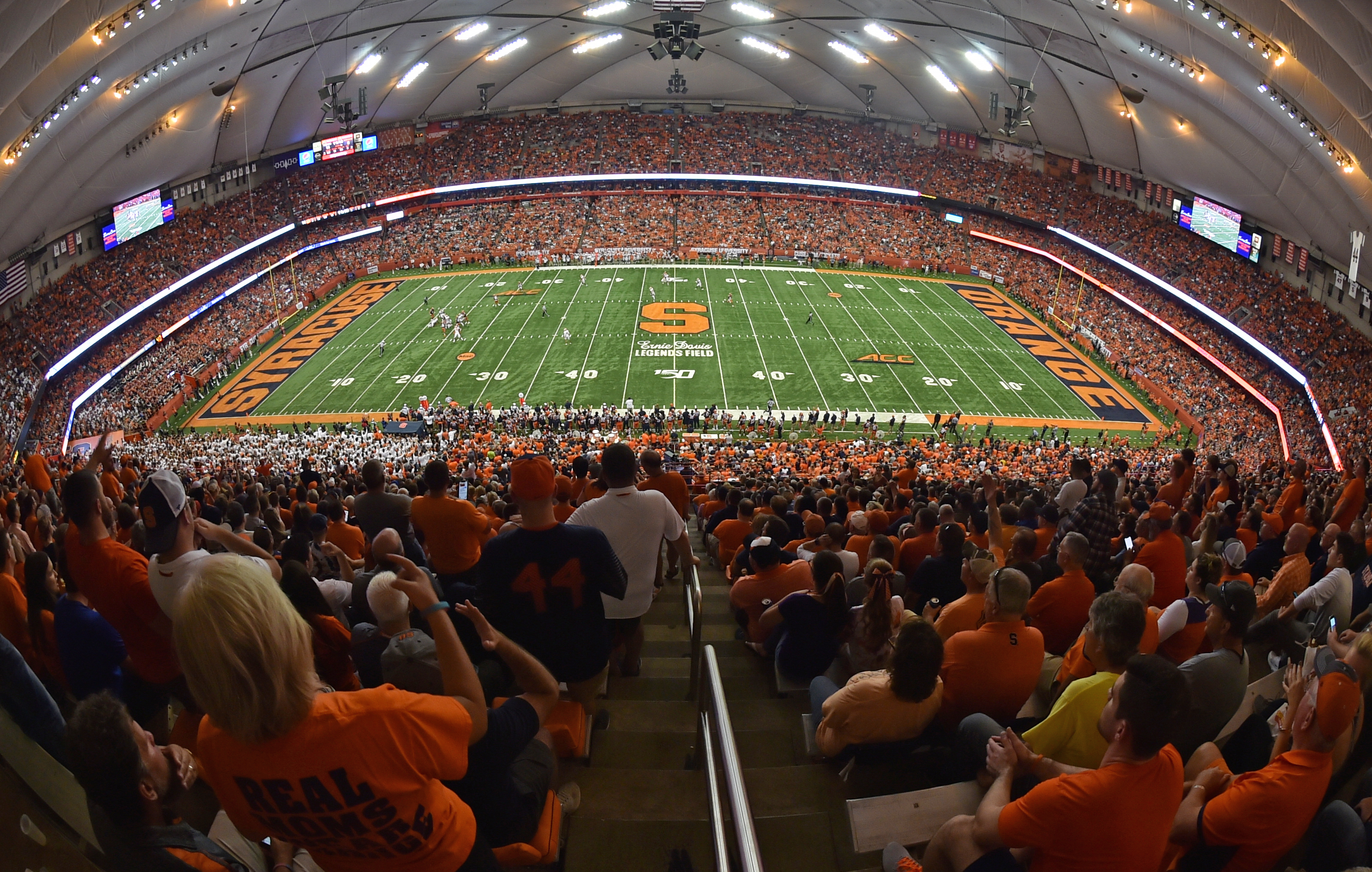 Man revived after cardiac arrest at SU-Clemson game; more top stories (Good Morning CNY for Sept. 16)