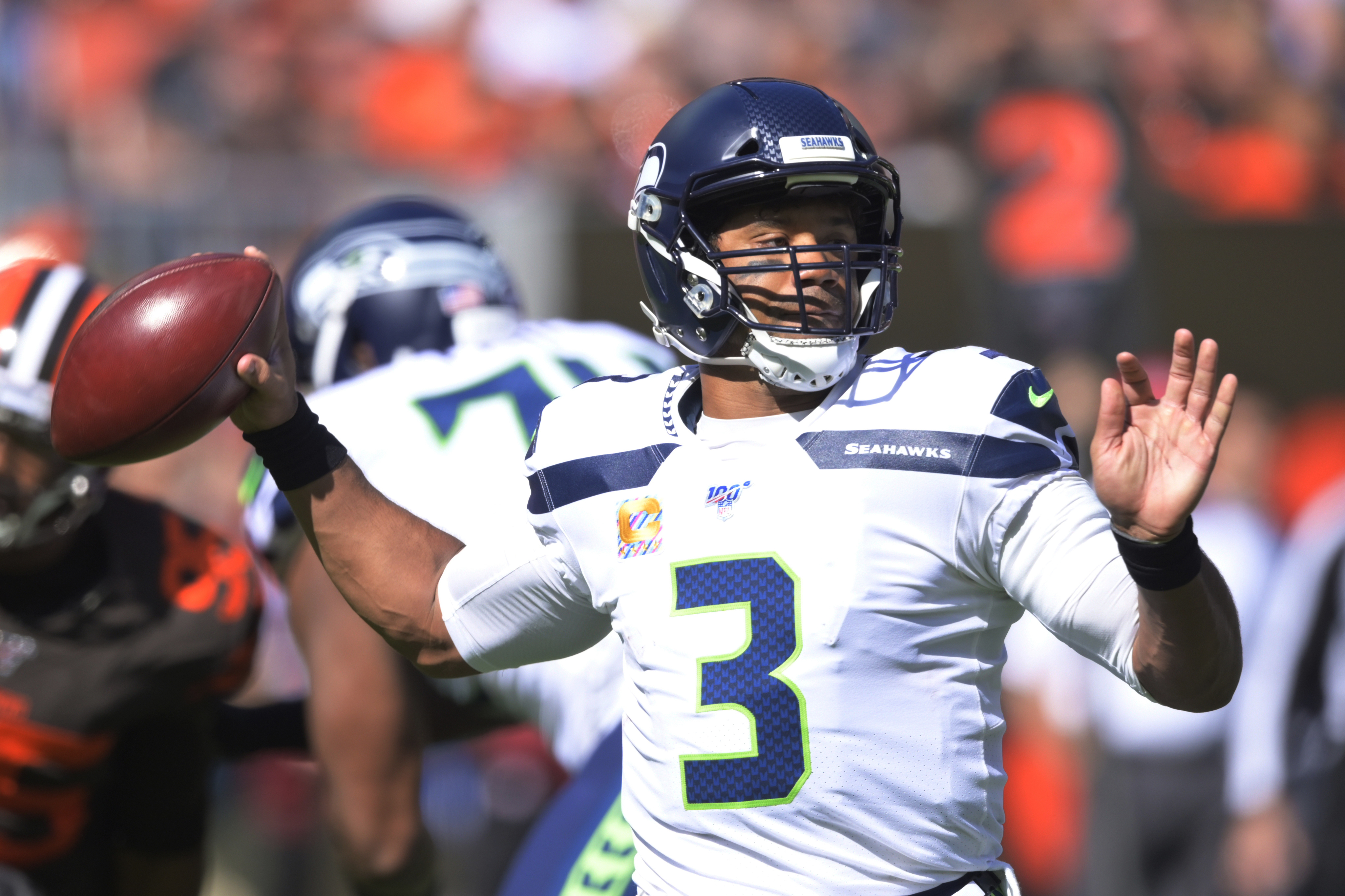Seahawks' Russell Wilson's case for MVP, Ravens' Lamar Jackson and Falcons' Matt Ryan making history: 10 key stats for NFL Week 7